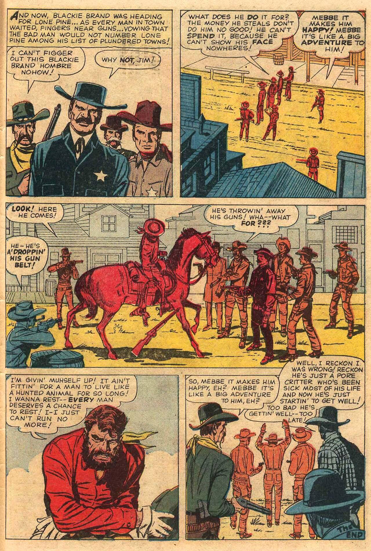 Read online Two-Gun Kid comic -  Issue #77 - 31