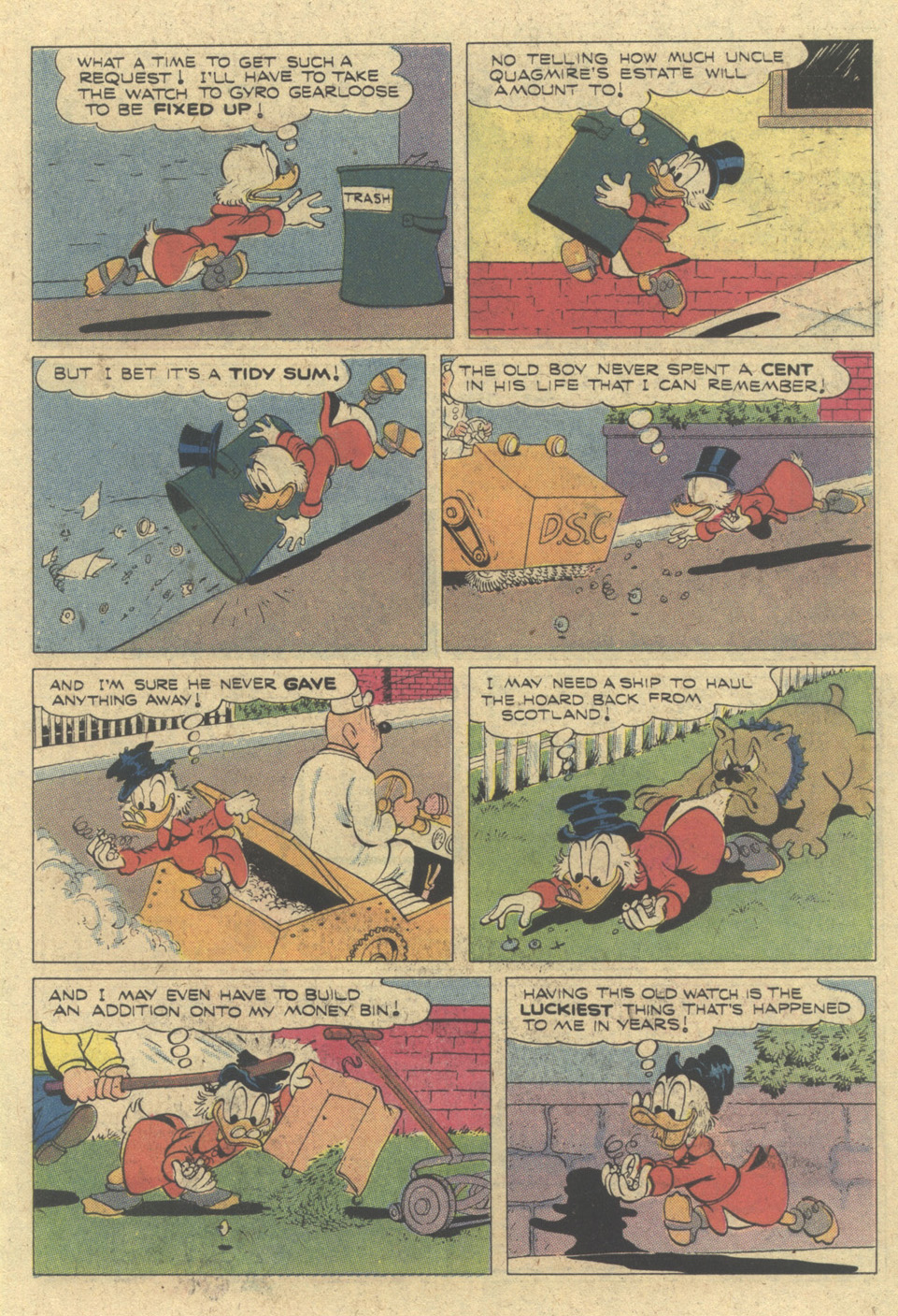 Read online Uncle Scrooge (1953) comic -  Issue #165 - 15