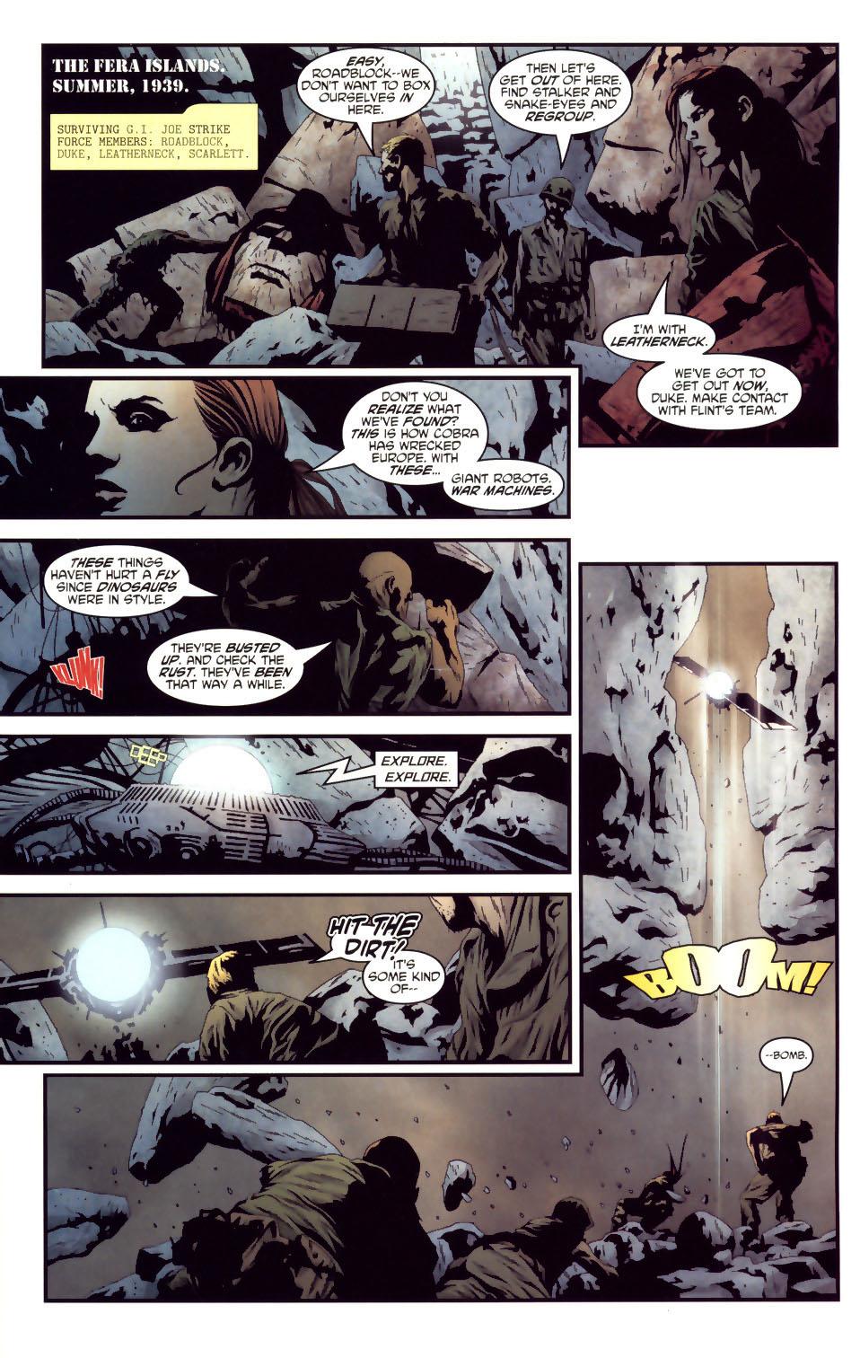 Read online Transformers/G.I. Joe comic -  Issue #2 - 3