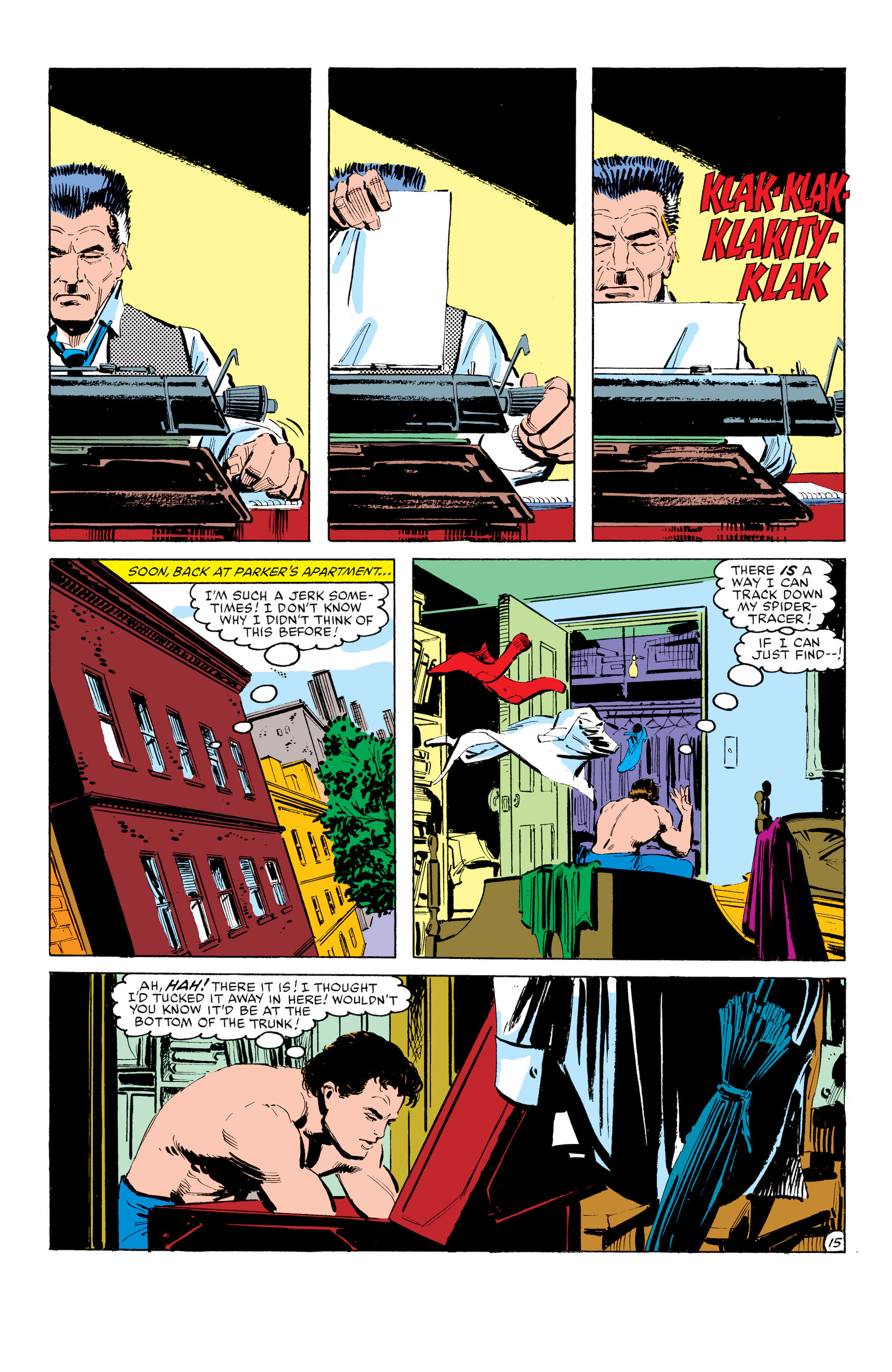 The Amazing Spider-Man (1963) 250 Page 15
