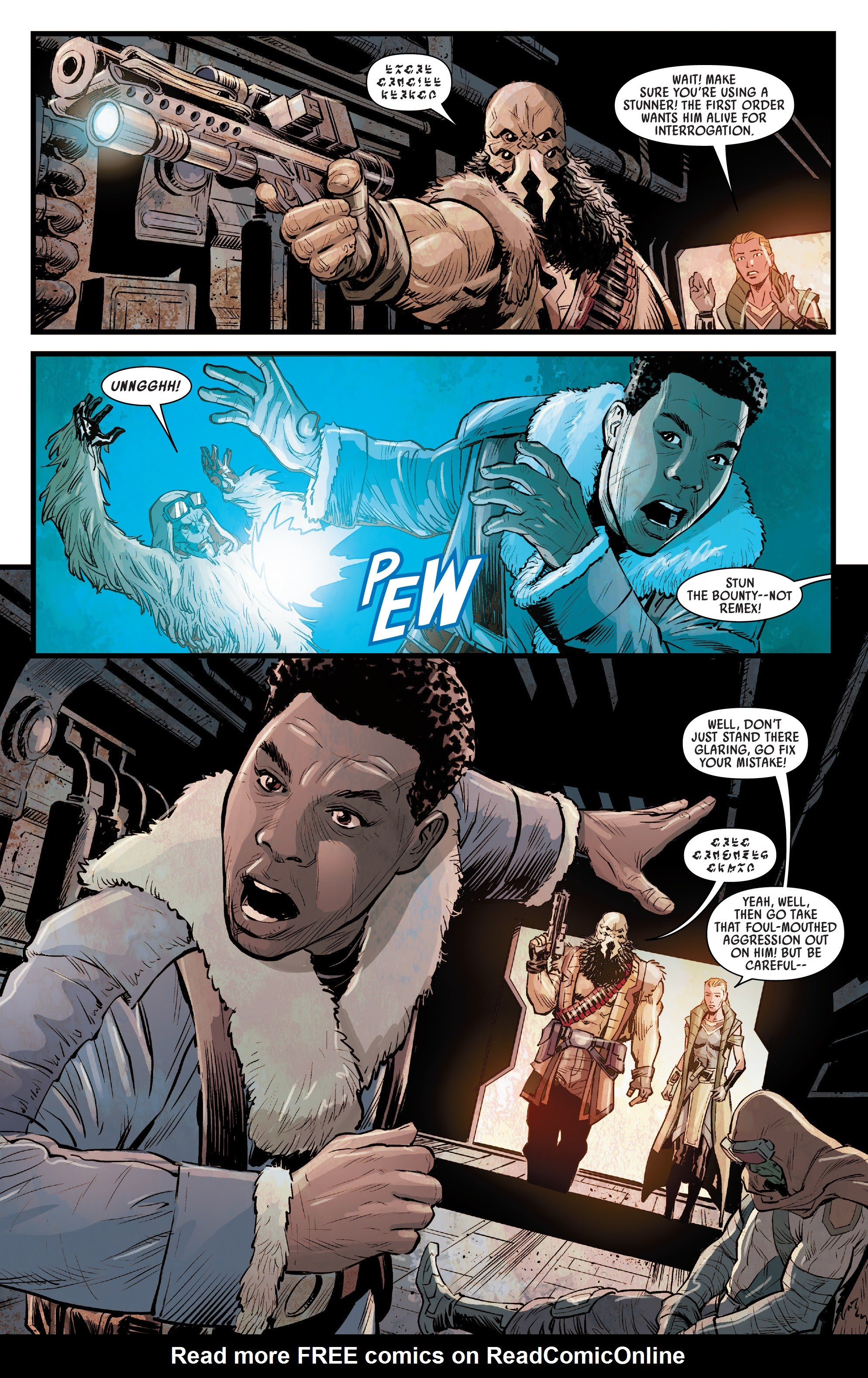 Journey To Star Wars The Rise Of Skywalker Allegiance 3 Read Journey To Star Wars The Rise Of Skywalker Allegiance Issue 3 Online Full Page