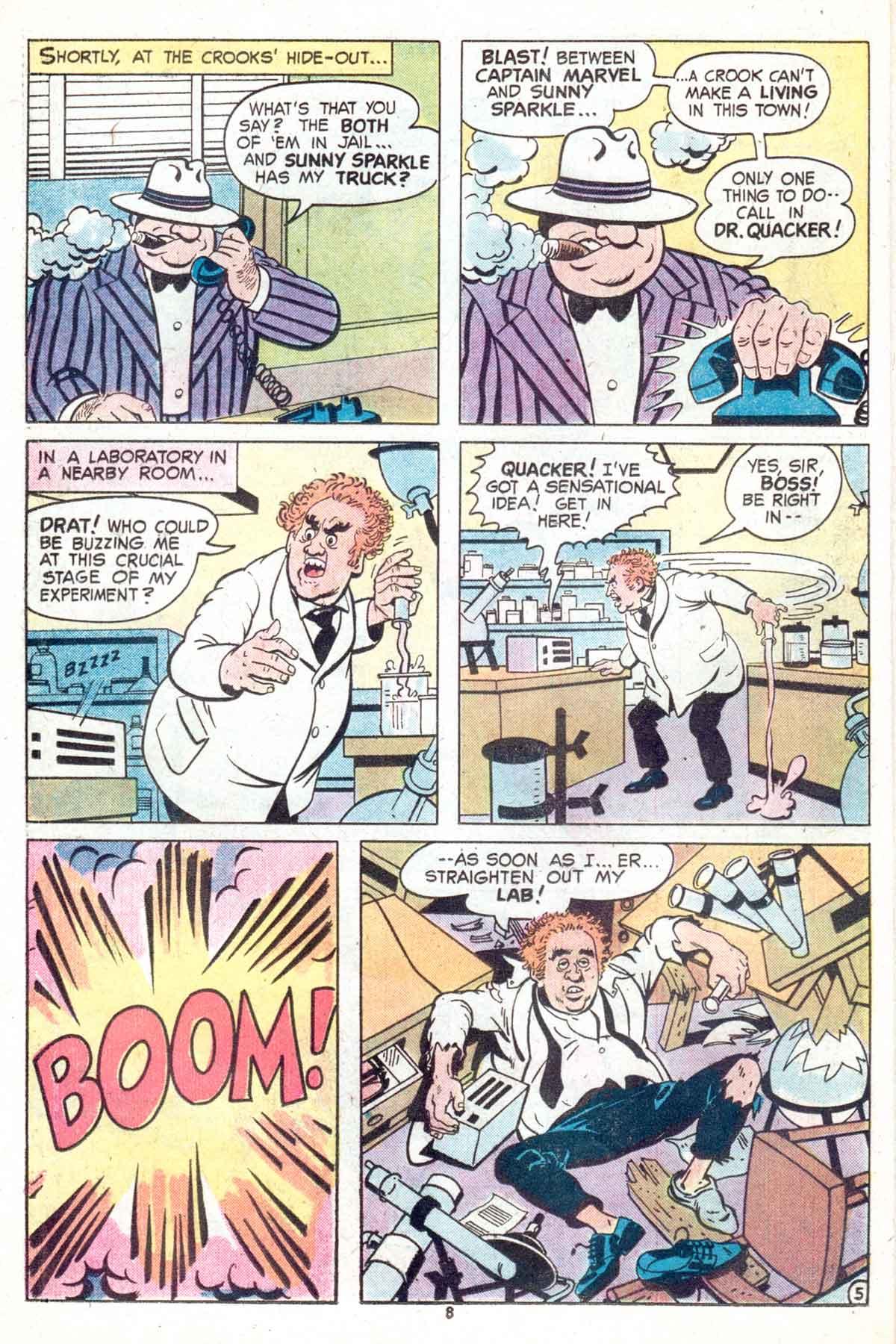 Read online Shazam! (1973) comic -  Issue #13 - 8