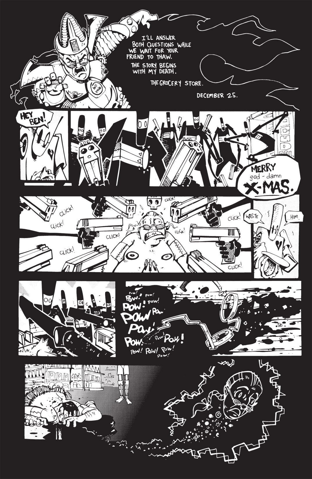 Read online Scud: The Disposable Assassin: The Whole Shebang comic -  Issue # TPB (Part 2) - 215
