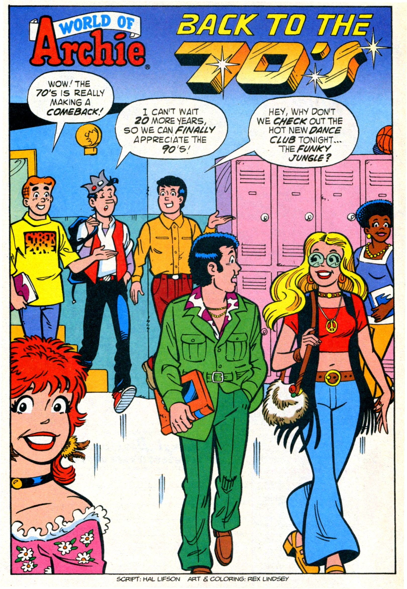 Read online World of Archie comic -  Issue #21 - 28