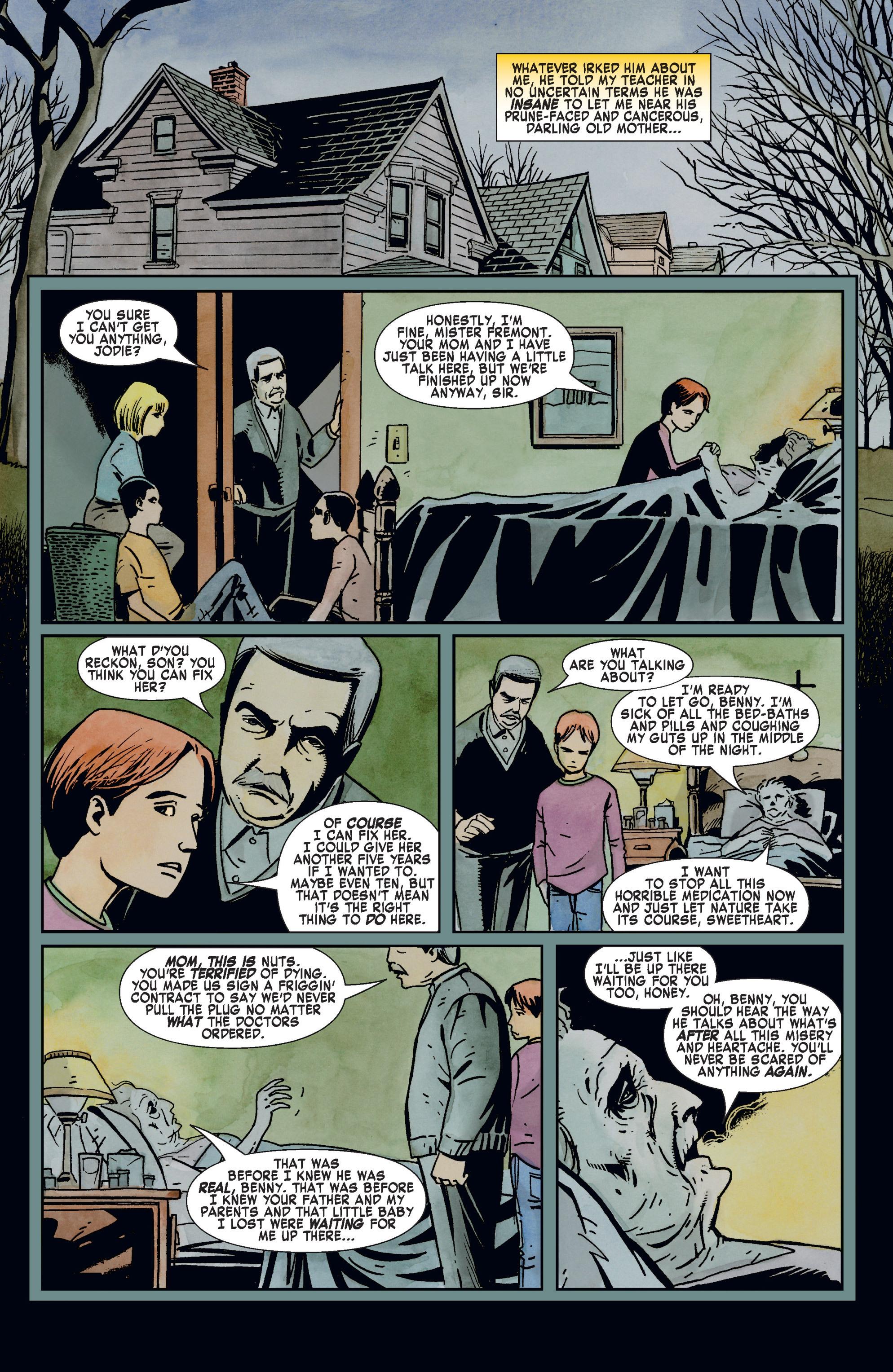 Read online American Jesus comic -  Issue # TPB - 57