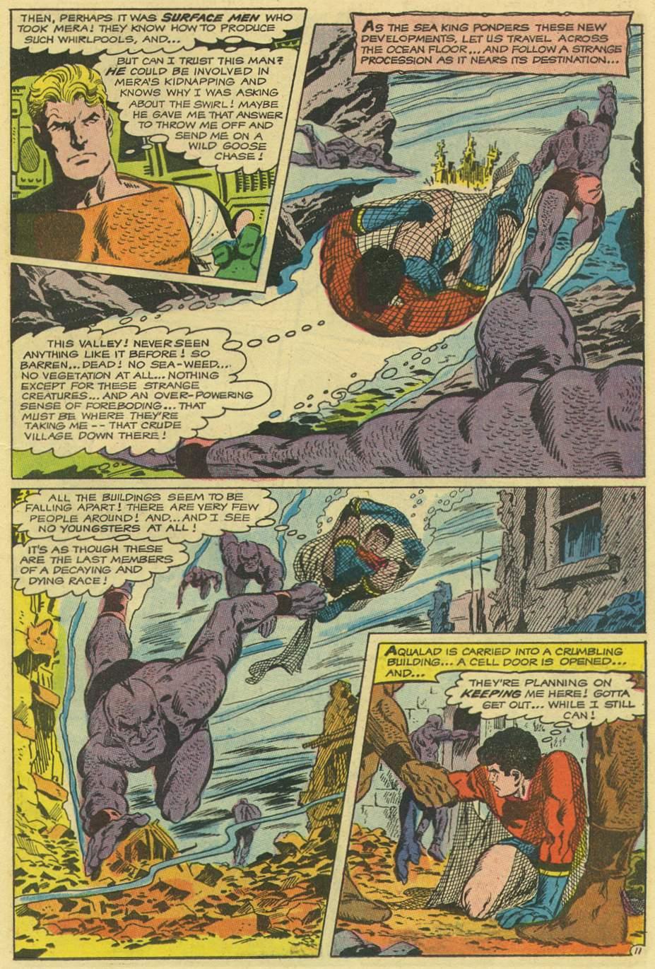 Read online Aquaman (1962) comic -  Issue #43 - 15