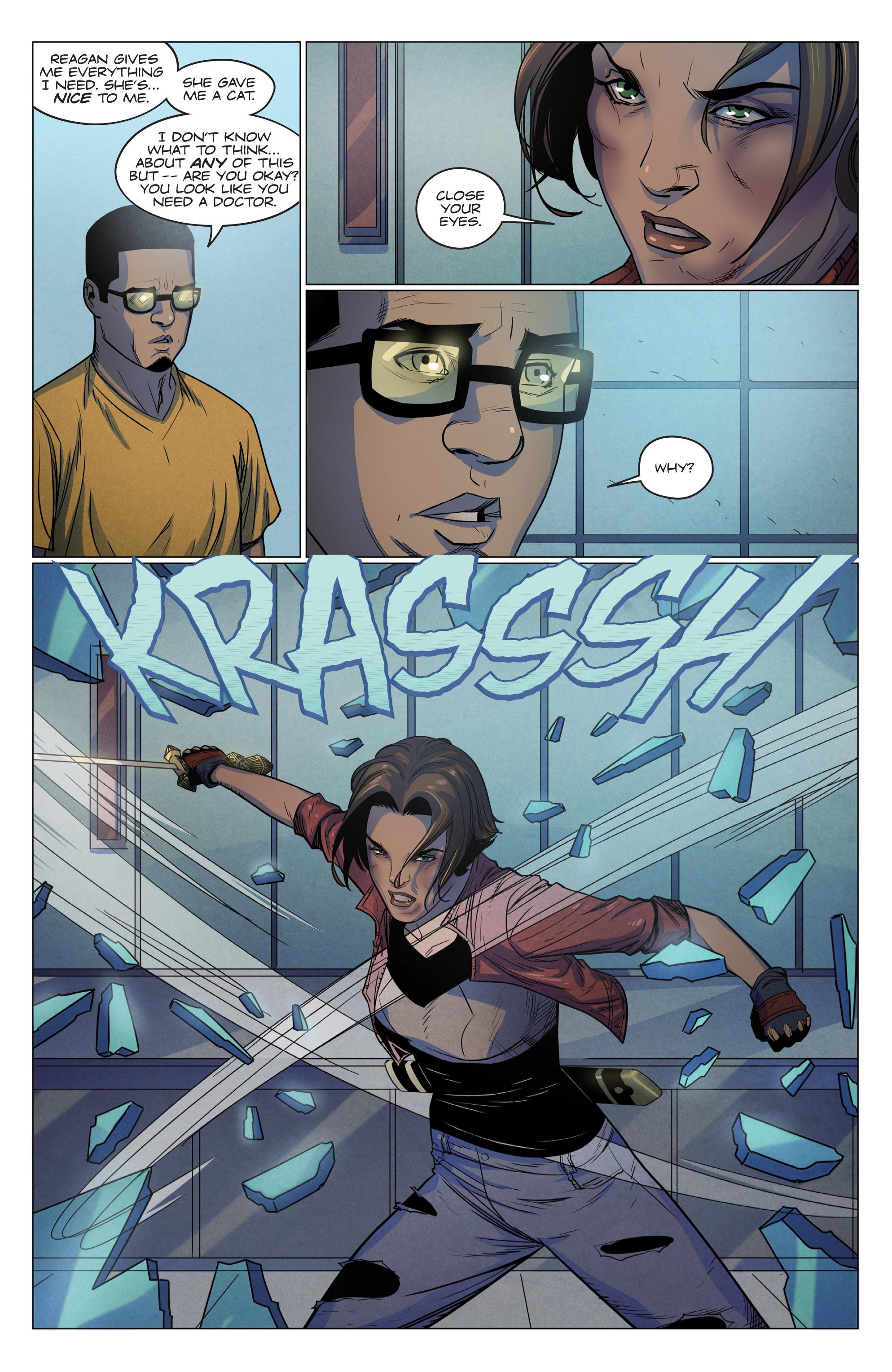 Read online Romulus comic -  Issue #4 - 14