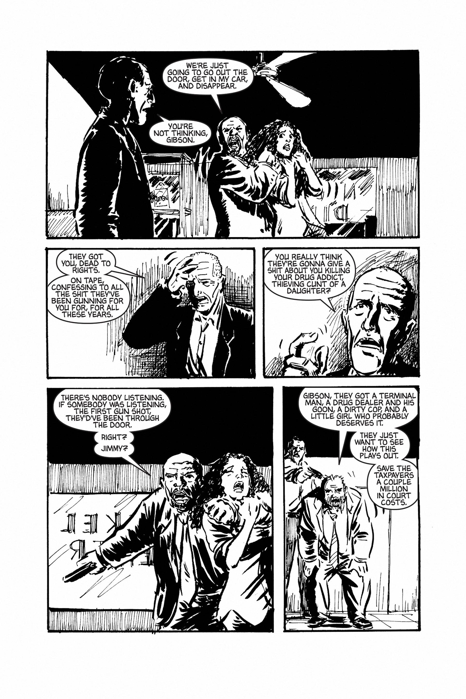 Read online Tumor comic -  Issue # TPB - 199