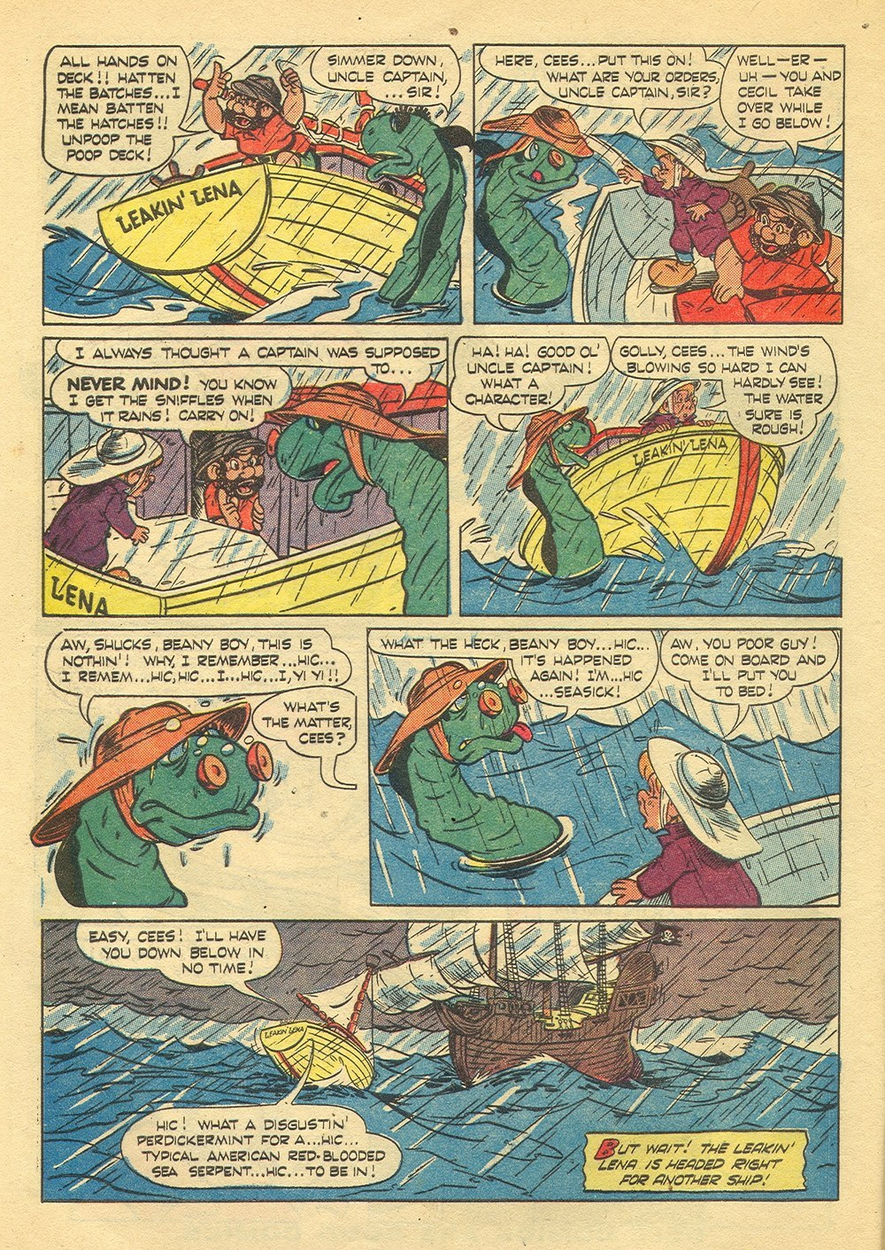 Four Color Comics issue 635 - Page 4
