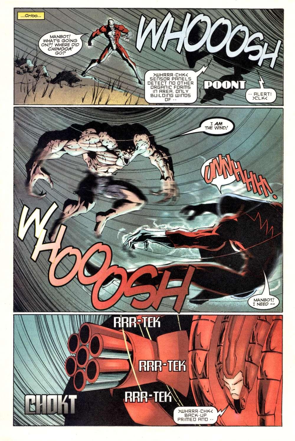 Read online Alpha Flight (1997) comic -  Issue #3 - 18