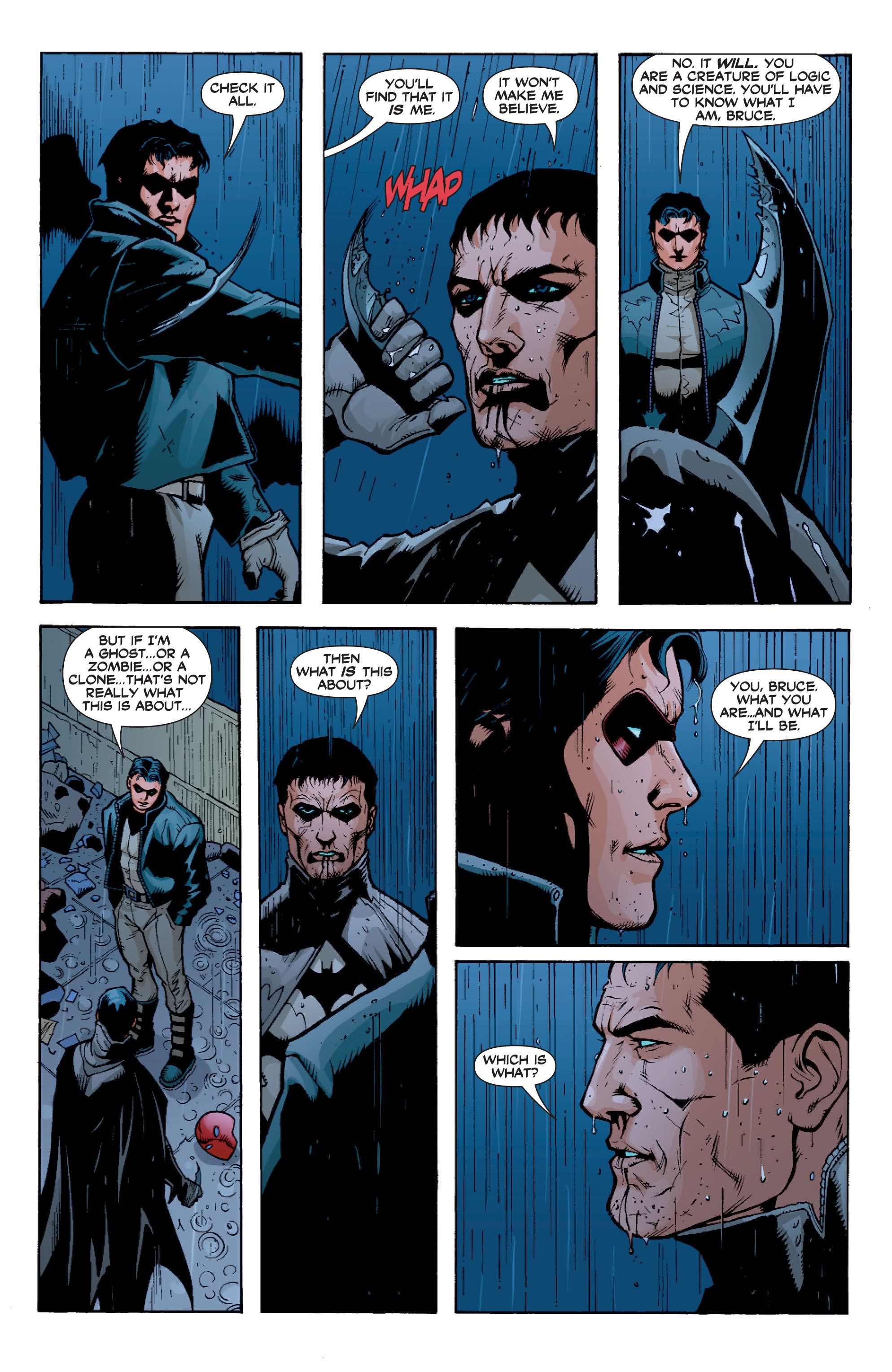 Read online Batman: Under The Red Hood comic -  Issue # Full - 169
