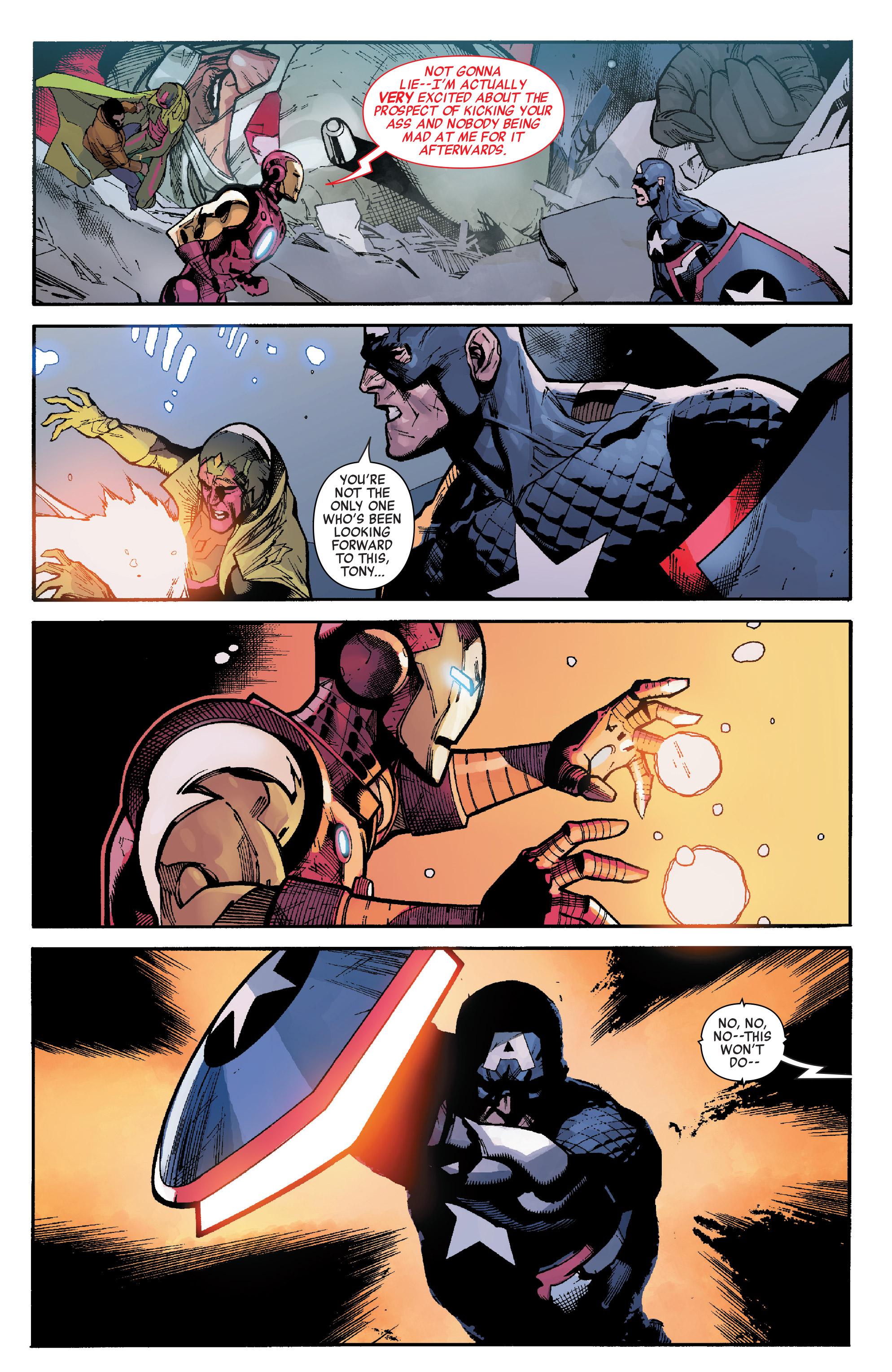 Read online Secret Empire comic -  Issue #4 - 19