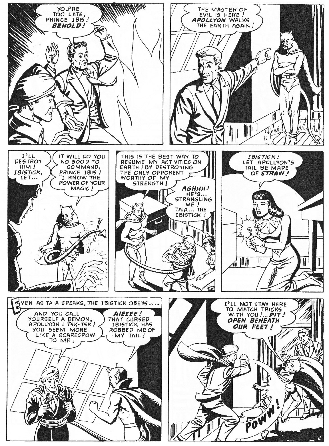 Read online Men of Mystery Comics comic -  Issue #81 - 210