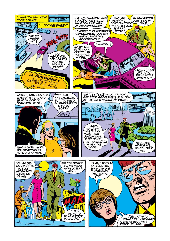 Read online Amazing Adventures (1970) comic -  Issue #16 - 7