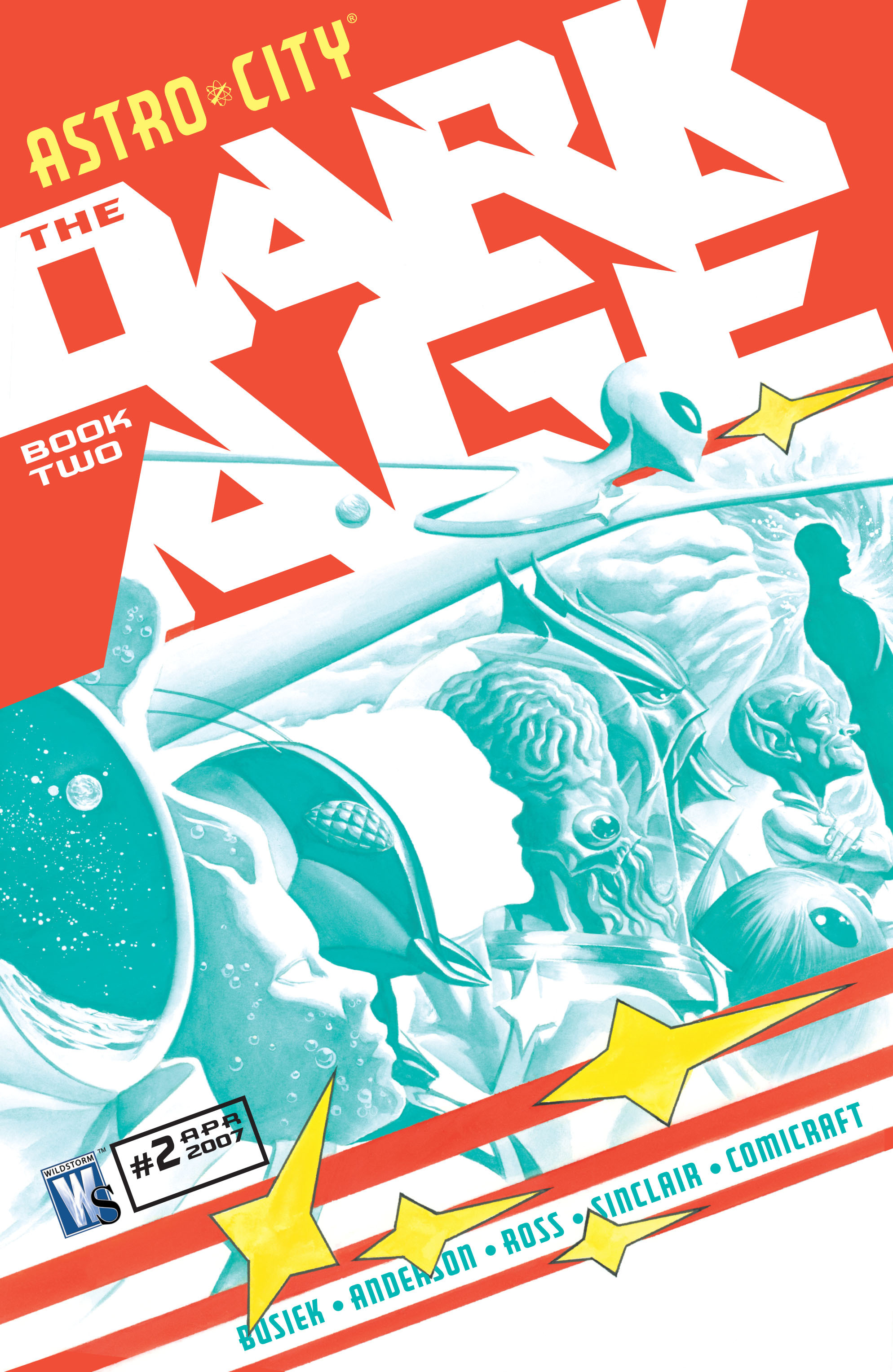 Read online Astro City: Dark Age/Book Two comic -  Issue #2 - 1