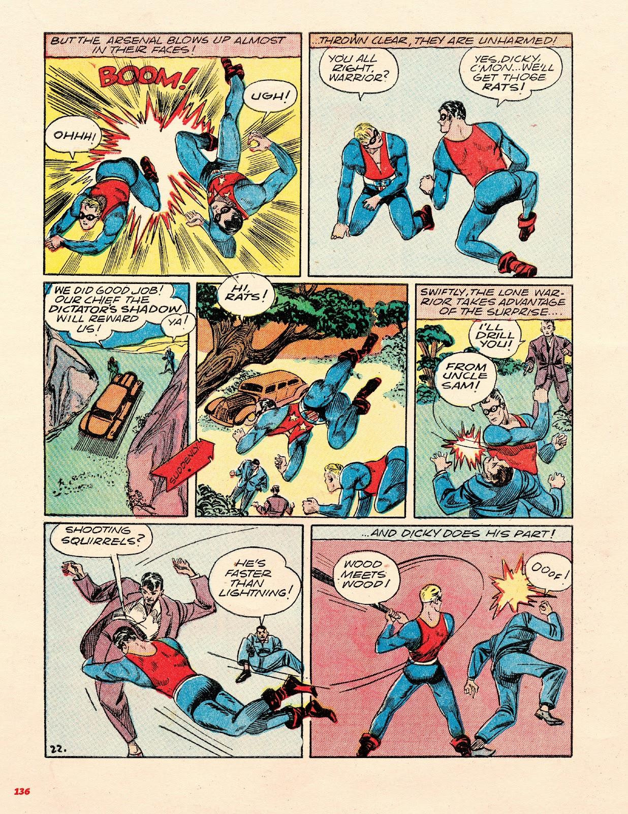 Read online Super Weird Heroes comic -  Issue # TPB 2 (Part 2) - 36