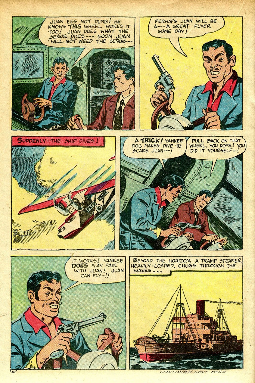 Read online Famous Funnies comic -  Issue #129 - 32