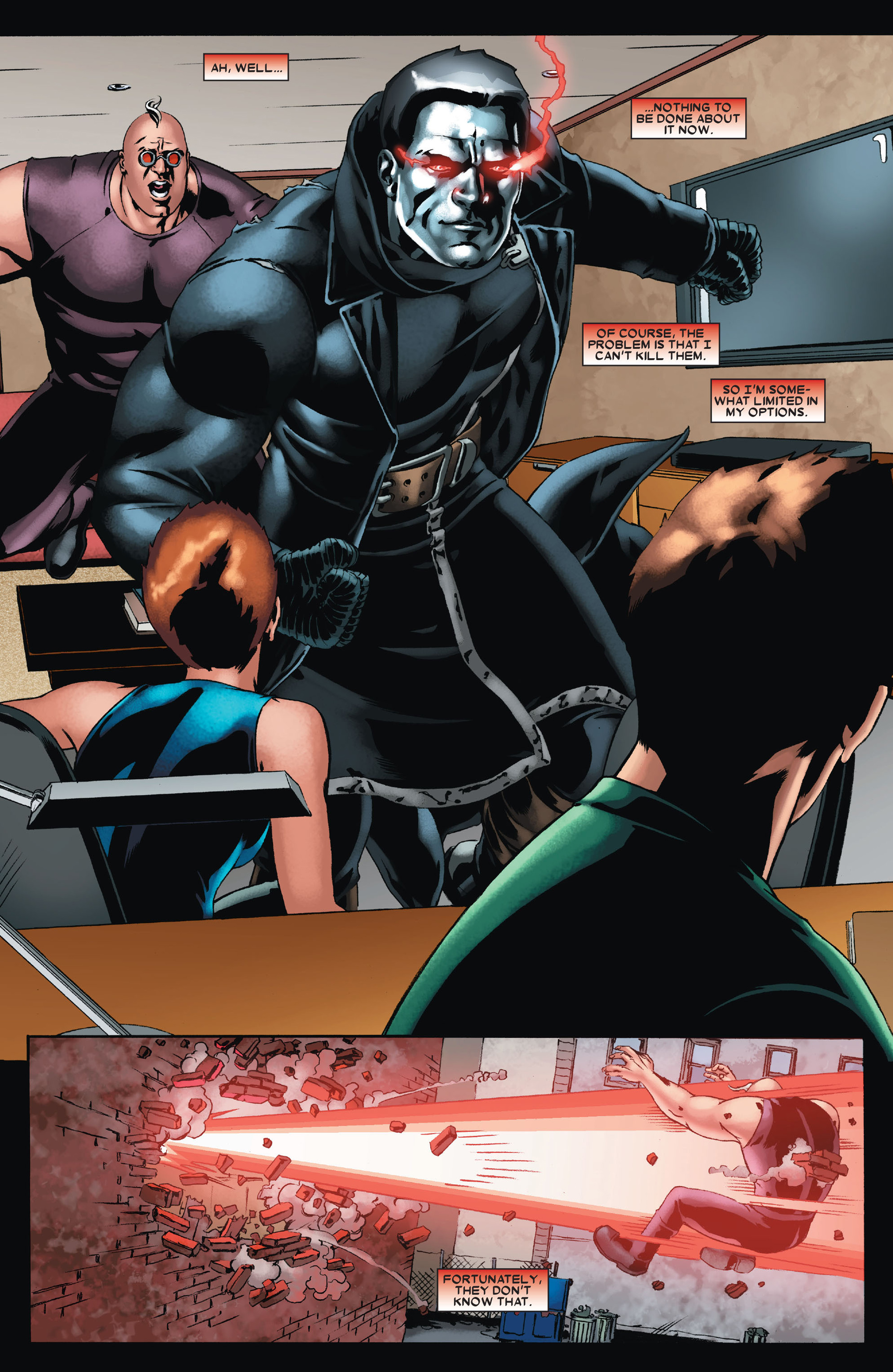 Read online X-Factor (2006) comic -  Issue #23 - 20