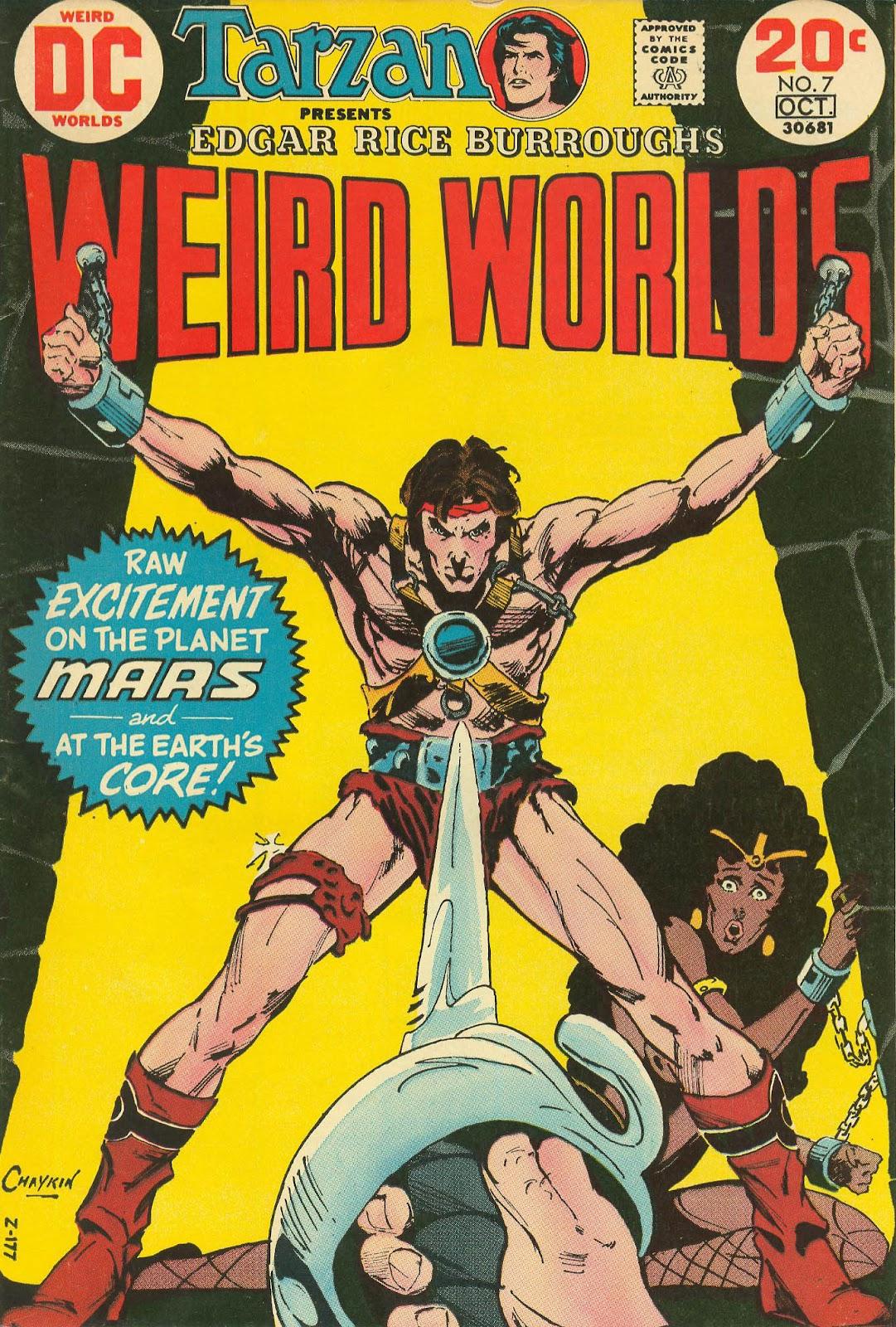 Weird Worlds (1972) 7 Page 1