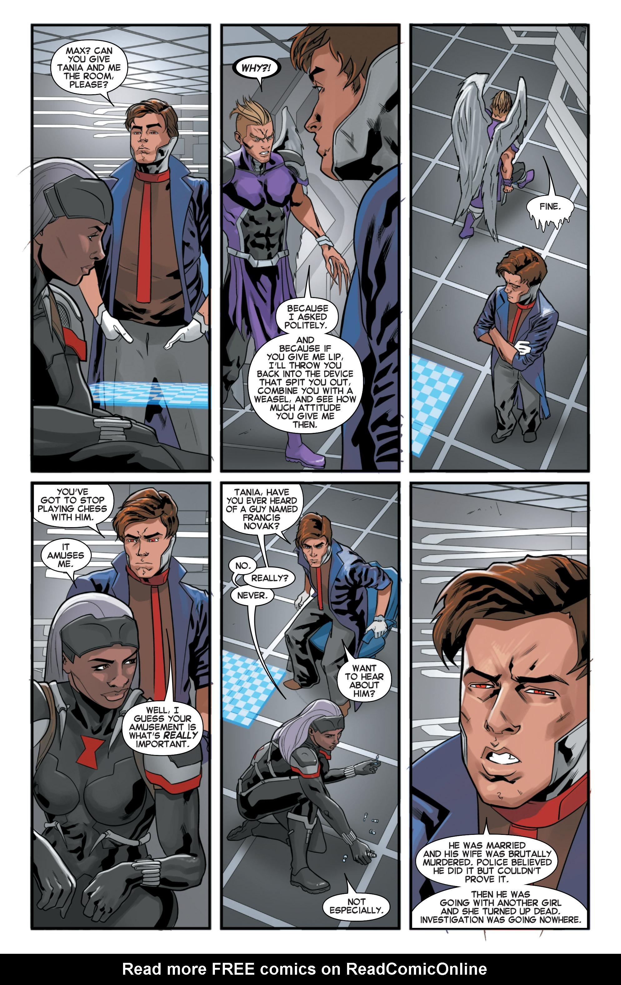 Read online Secret Wars 2099 comic -  Issue #2 - 11