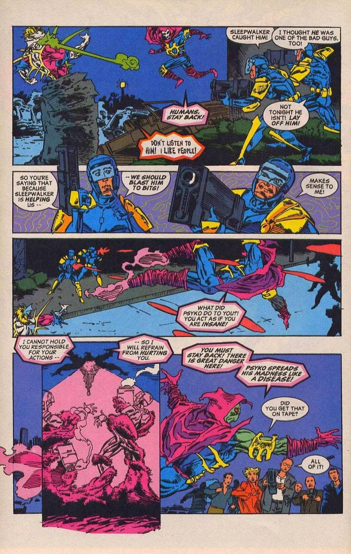 Read online Sleepwalker comic -  Issue #28 - 19
