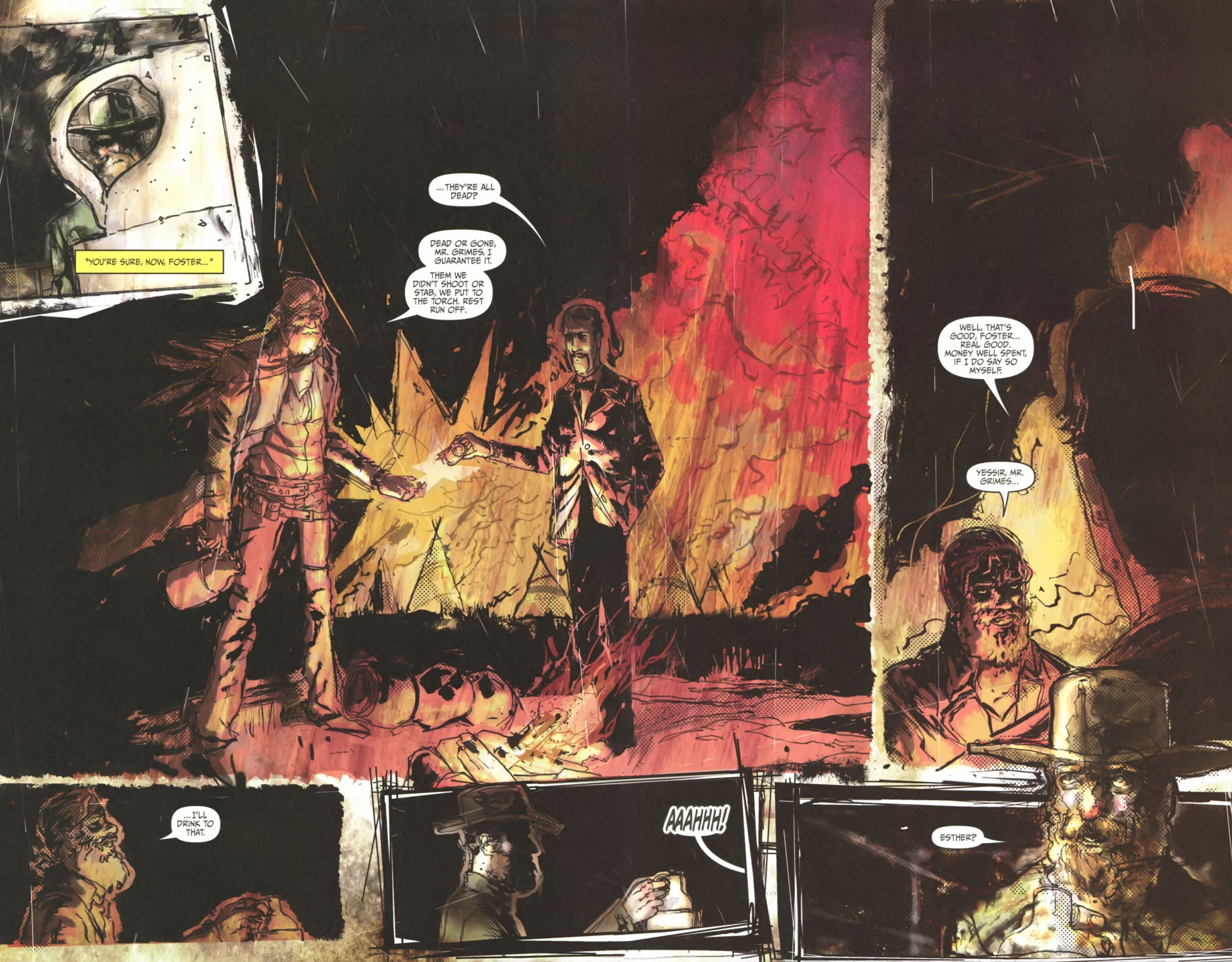 Read online Silent Hill: Past Life comic -  Issue #1 - 19