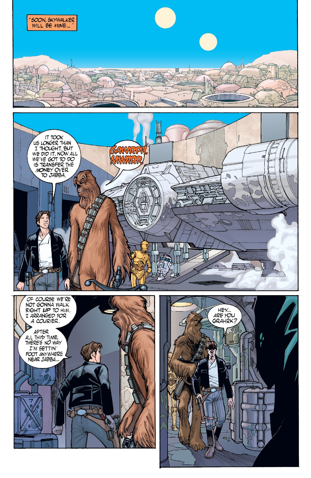 Read online Star Wars Legends: Infinities - Epic Collection comic -  Issue # TPB (Part 2) - 55