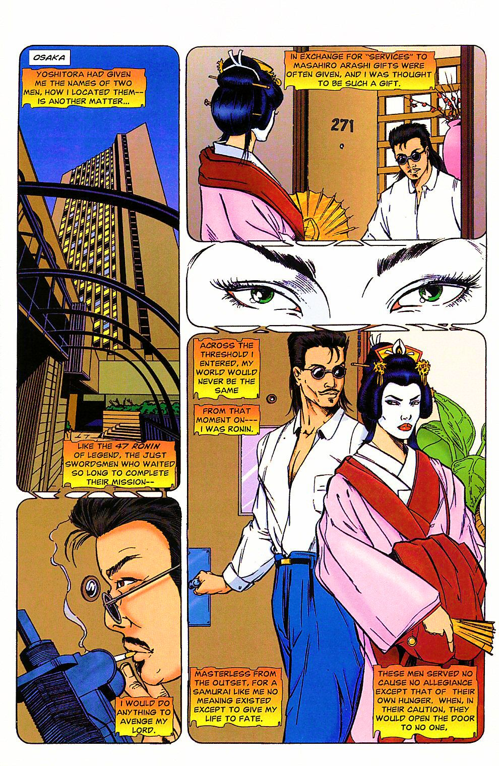 Shi: The Way of the Warrior Issue #4 #4 - English 14