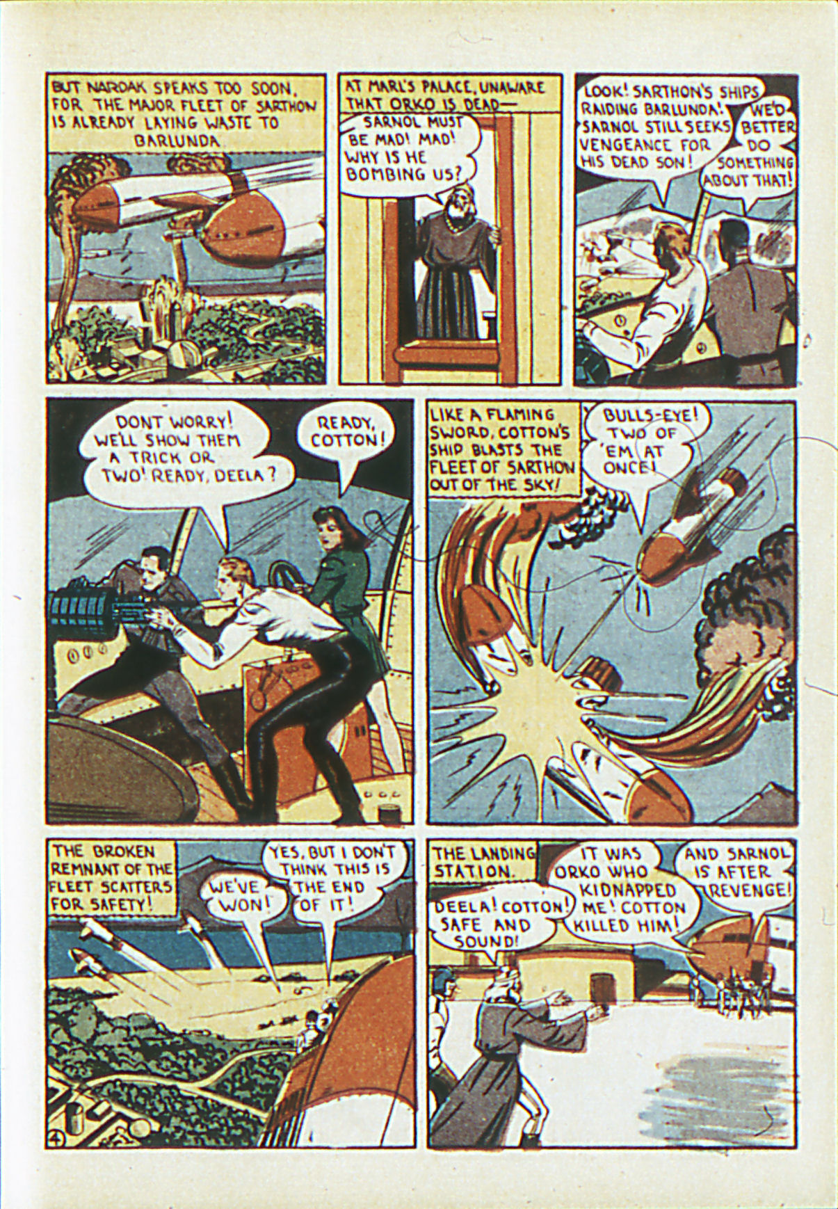 Read online Adventure Comics (1938) comic -  Issue #62 - 52