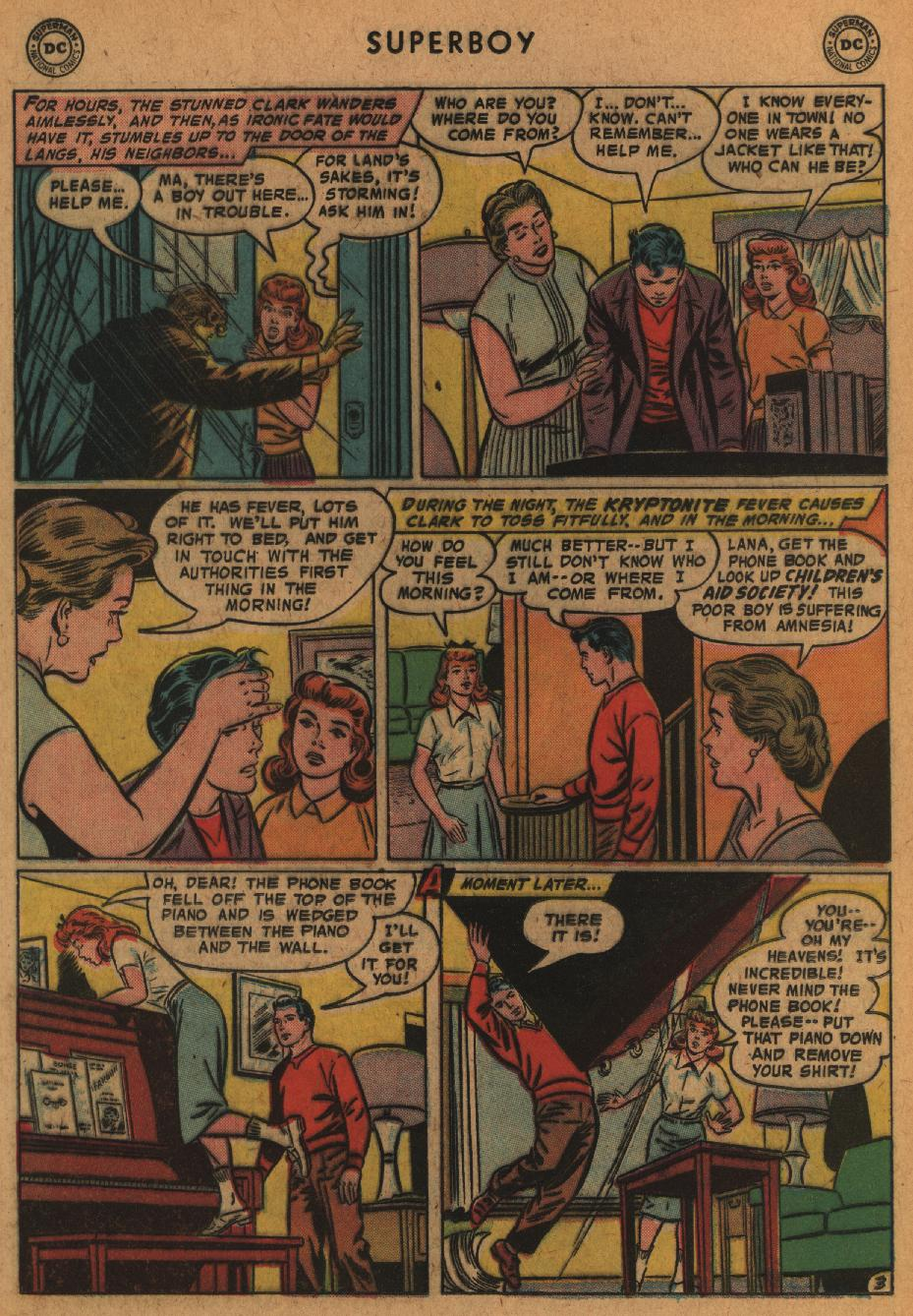Superboy (1949) issue 63 - Page 24
