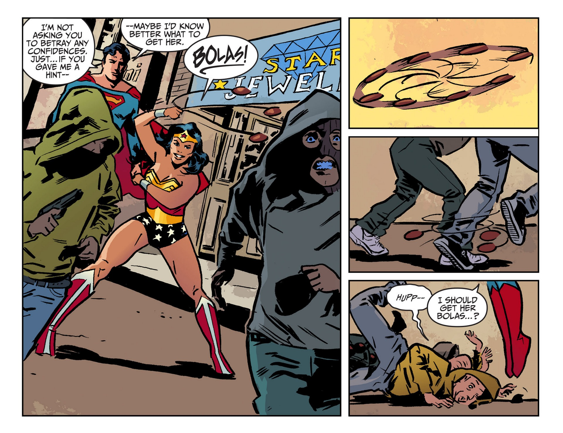 Read online Adventures of Superman [I] comic -  Issue #50 - 13