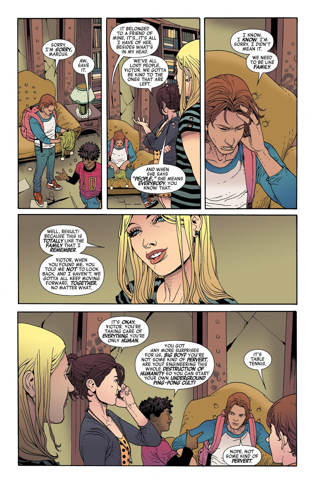 Read online Age of Ultron Companion comic -  Issue # TPB (Part 2) - 4