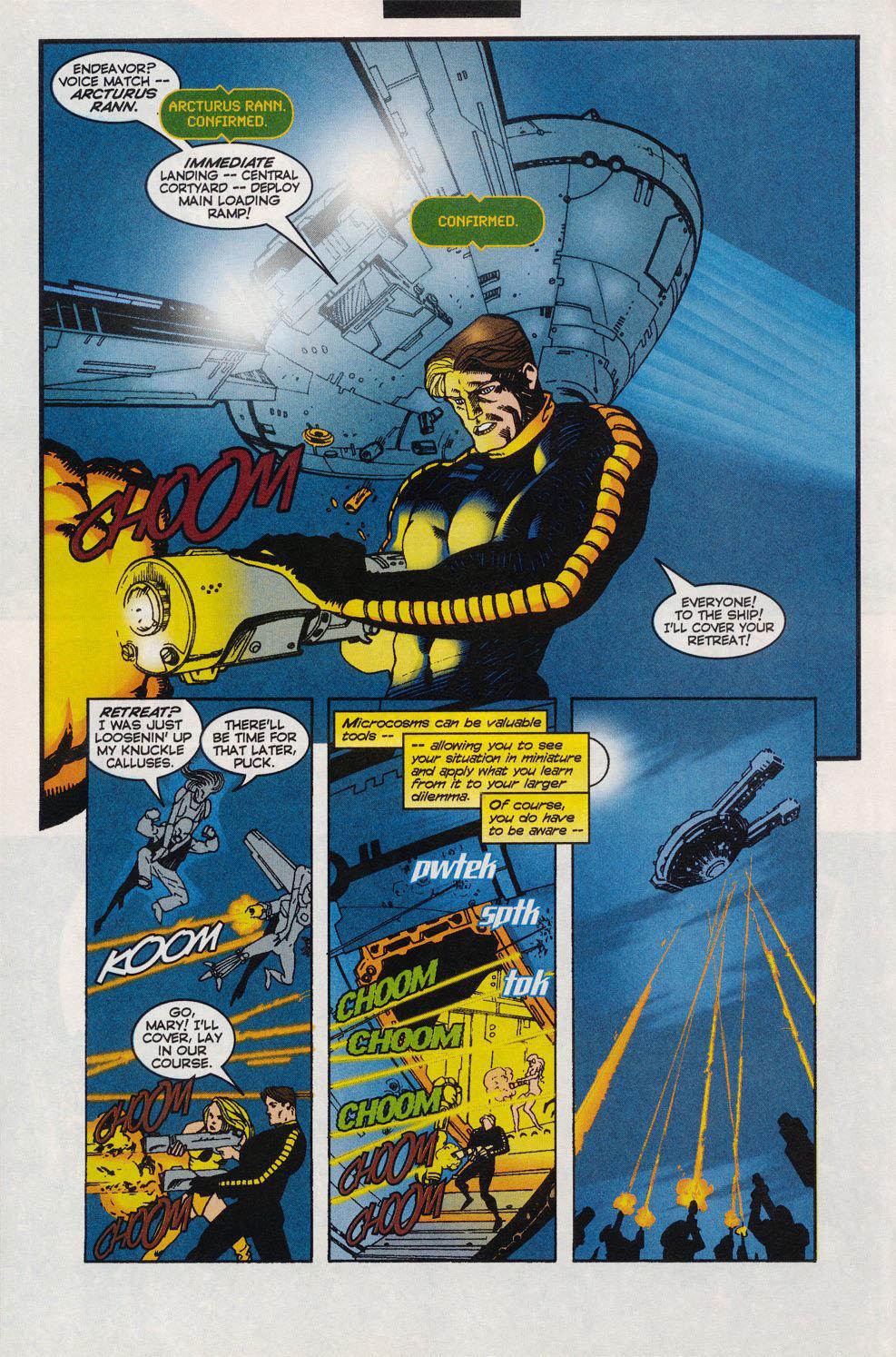 Read online Alpha Flight (1997) comic -  Issue #11 - 6