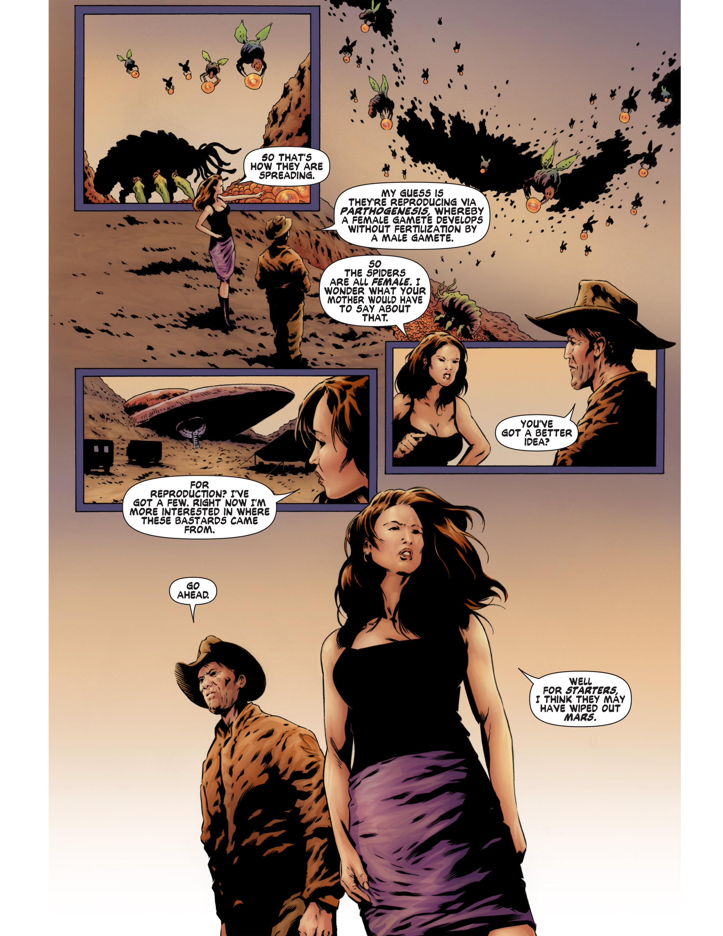 Read online Bad Planet comic -  Issue # TPB - 76