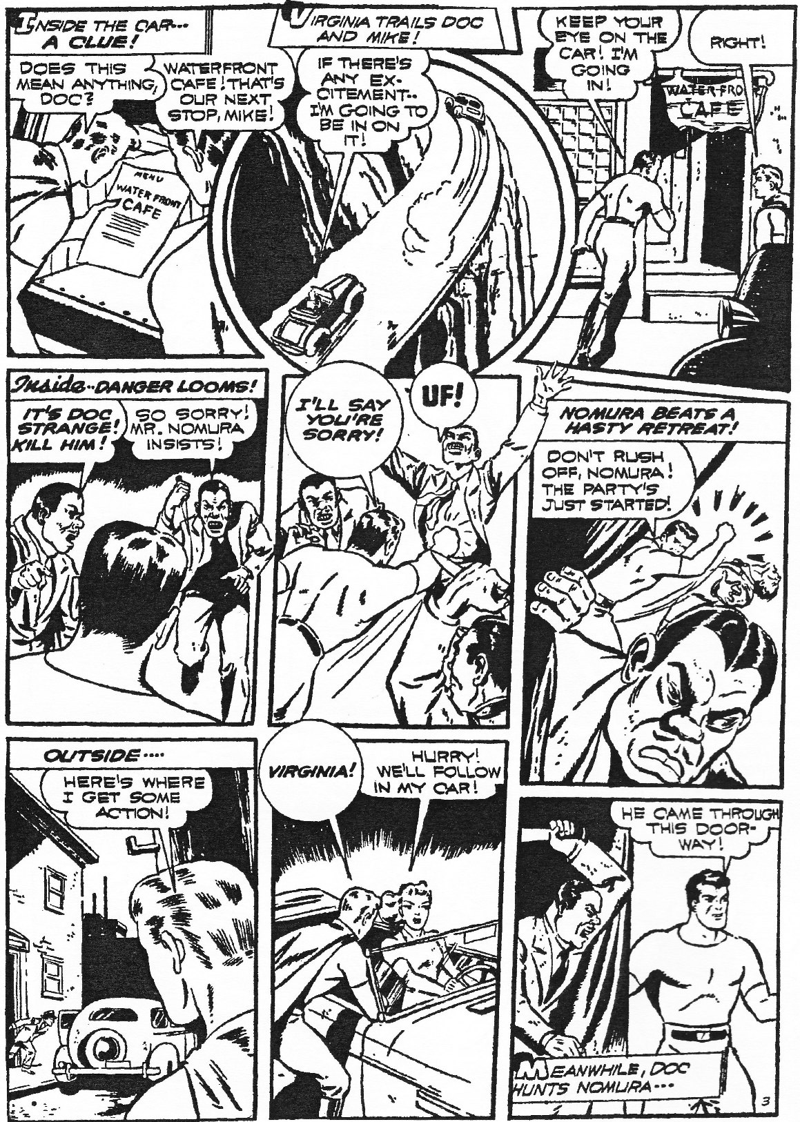 Read online Men of Mystery Comics comic -  Issue #84 - 60