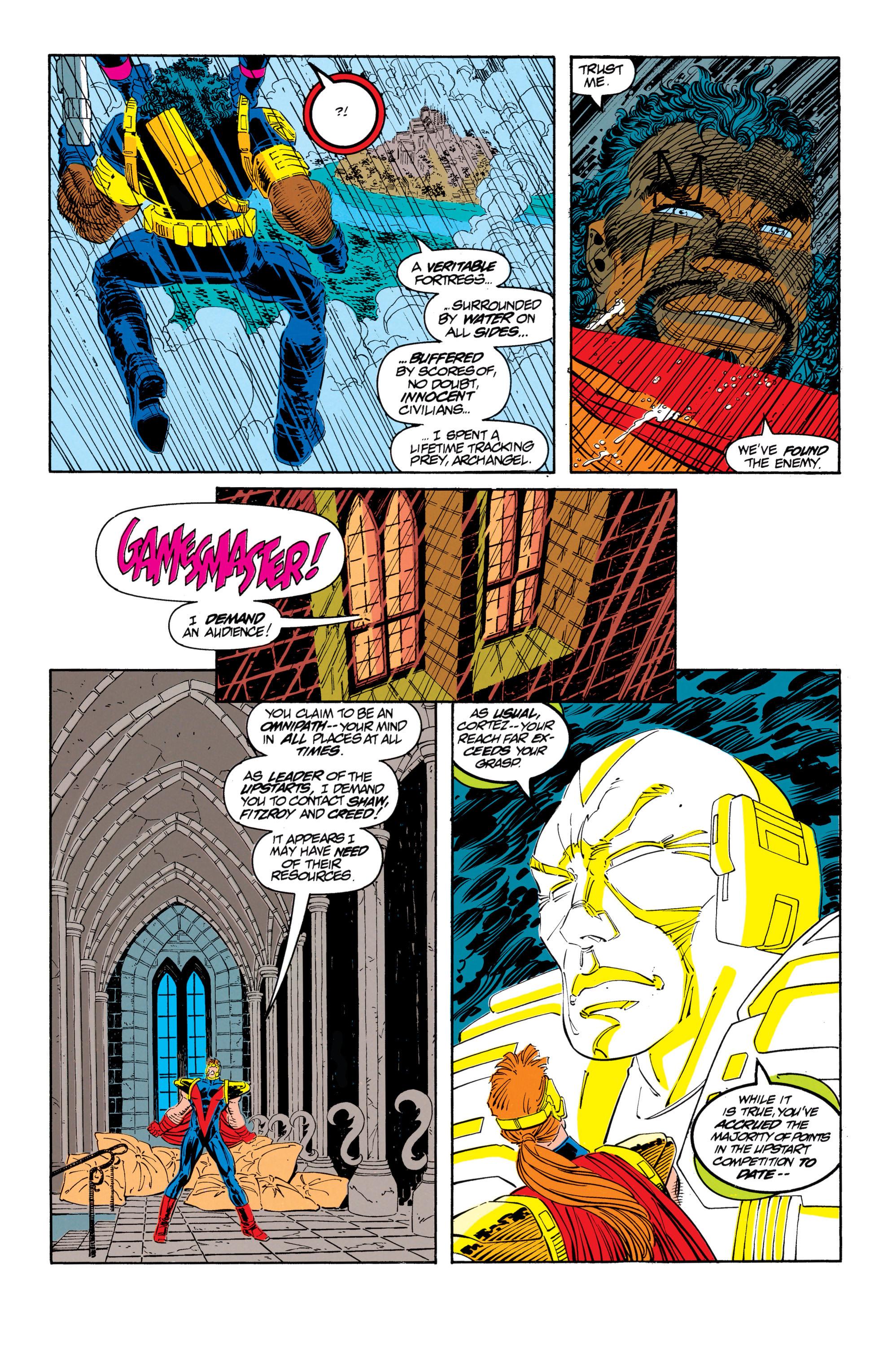 Read online Uncanny X-Men (1963) comic -  Issue #300 - 22