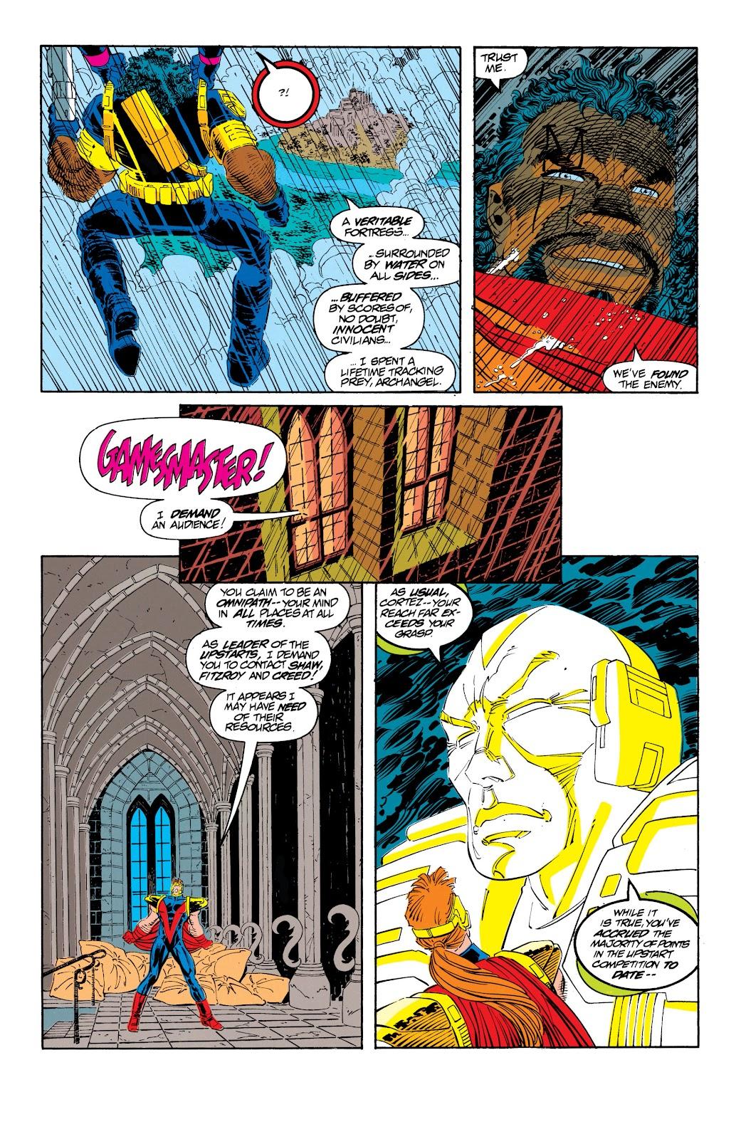 Uncanny X-Men (1963) issue 300 - Page 22