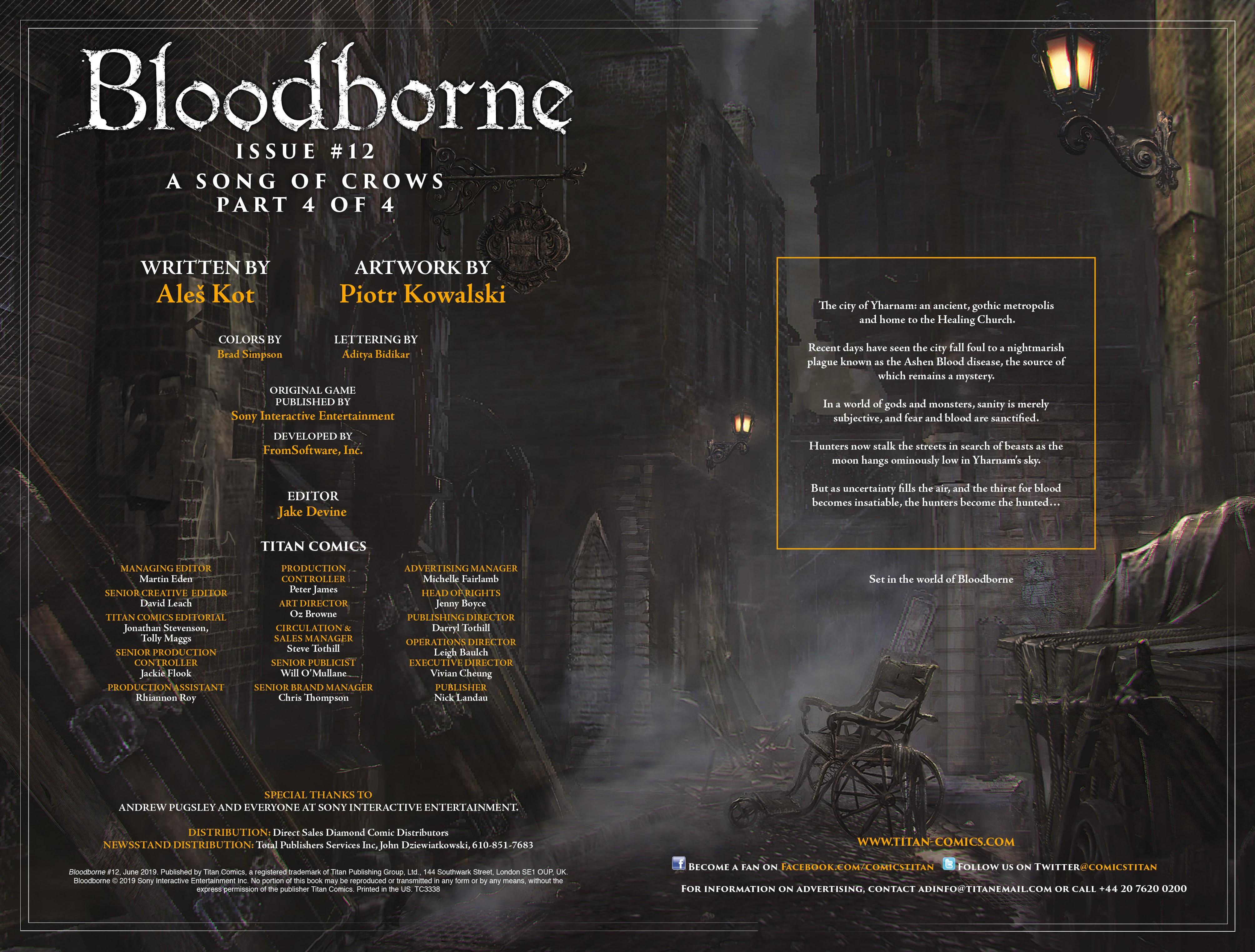 Bloodborne 12 Page 2