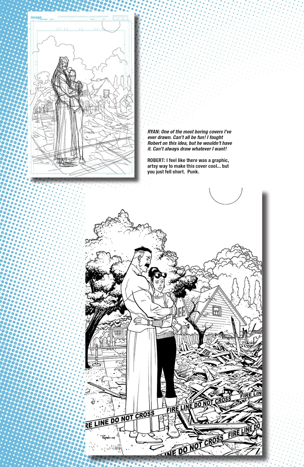 Invincible (2003) issue TPB 21 - Modern Family - Page 131
