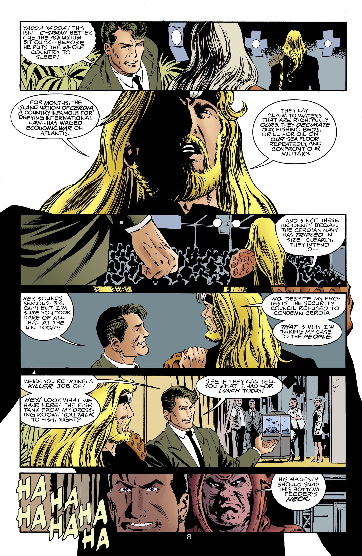 Read online Aquaman (1994) comic -  Issue #63 - 9