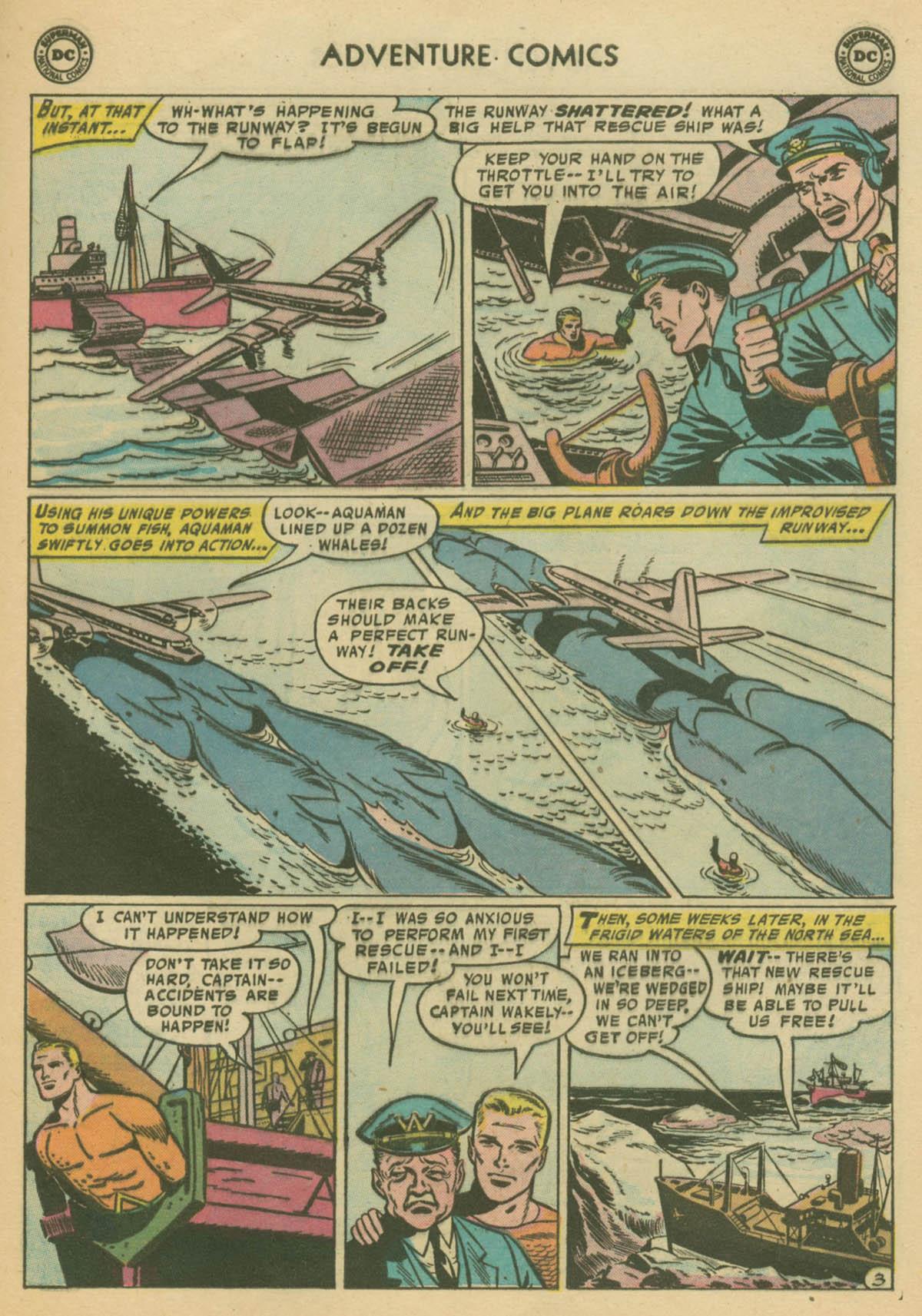 Read online Adventure Comics (1938) comic -  Issue #239 - 29