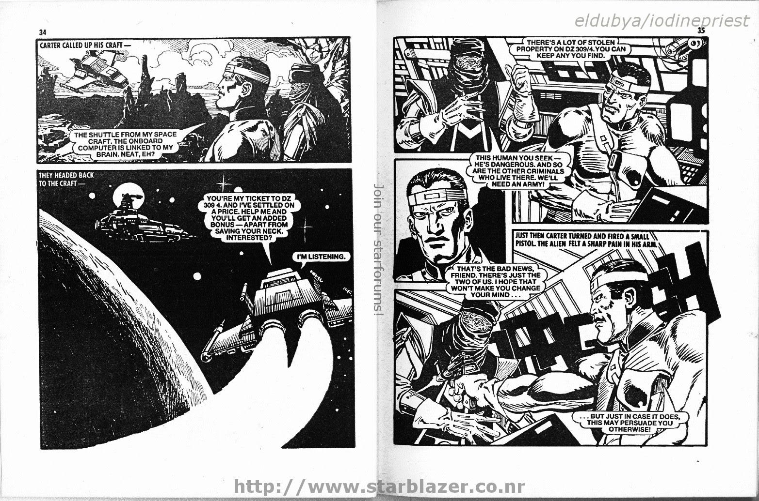 Starblazer issue 215 - Page 19