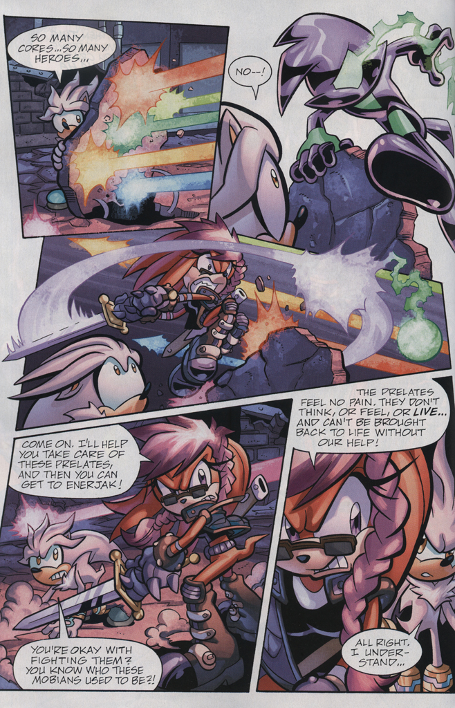 Read online Sonic Universe comic -  Issue #28 - 10