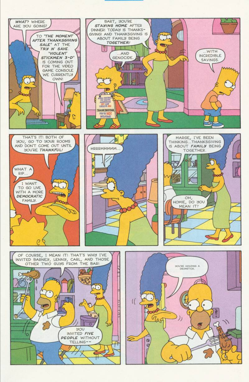 Read online Simpsons Comics comic -  Issue #51 - 4