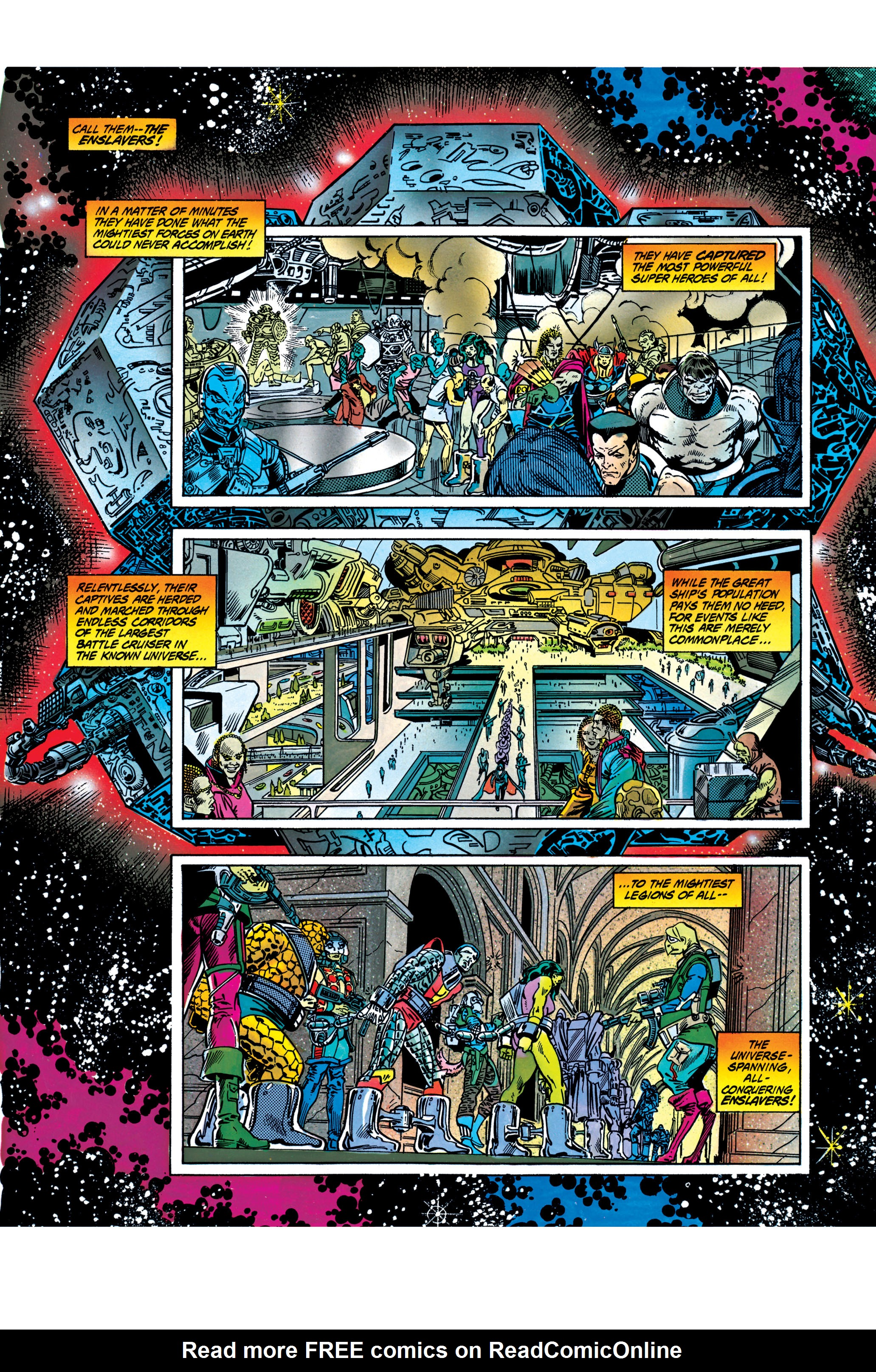Read online Silver Surfer: Parable comic -  Issue # TPB - 78