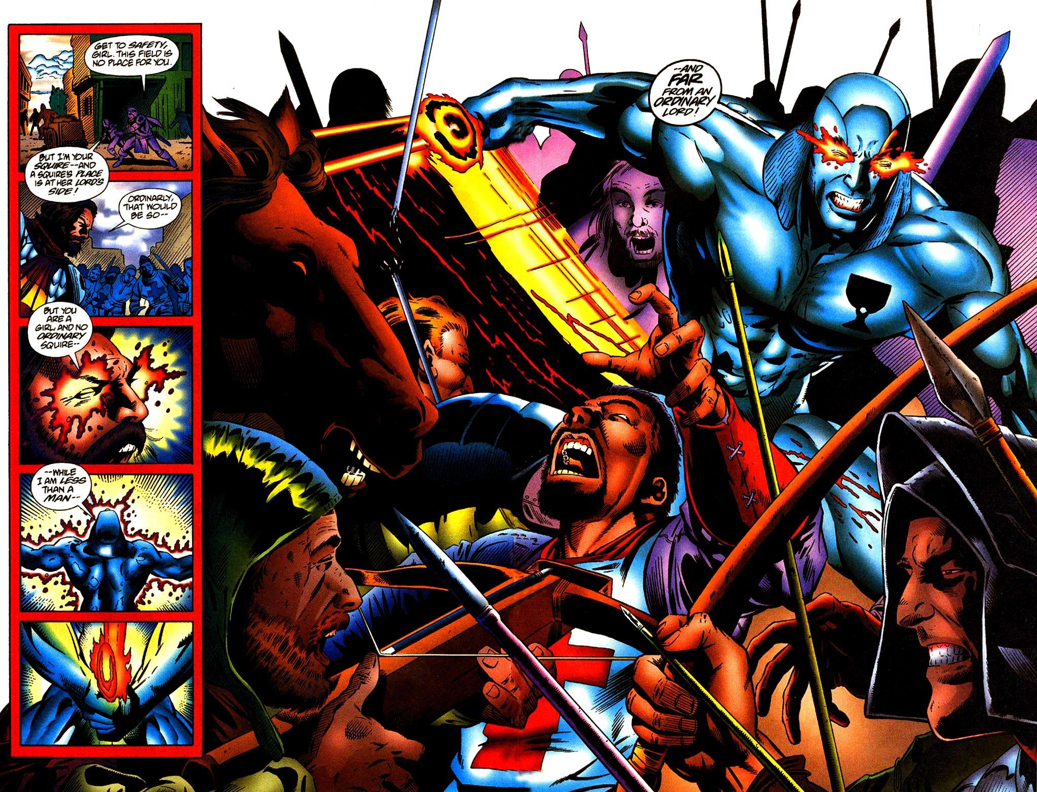 Read online Rune (1995) comic -  Issue #4 - 17