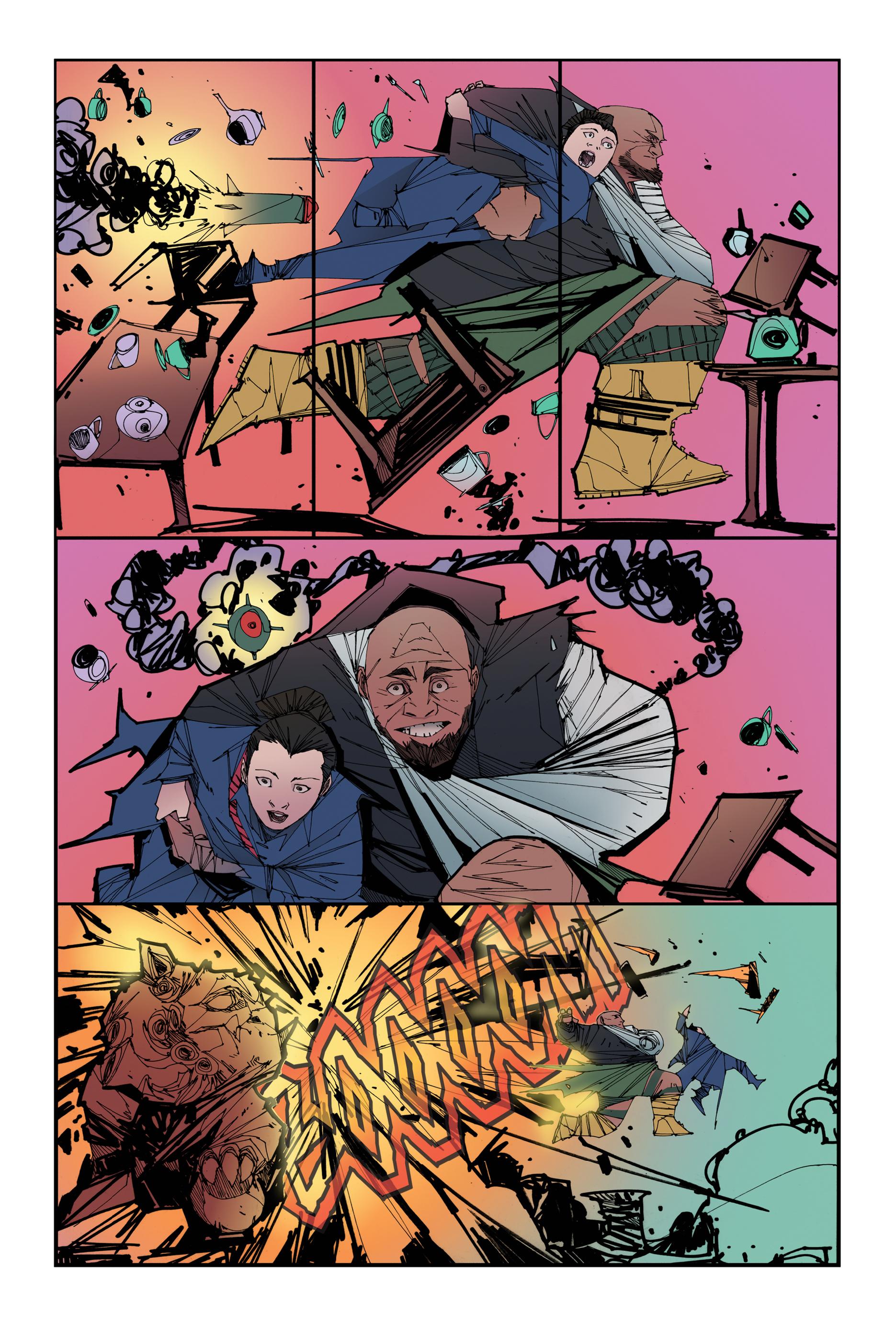 Read online Scrimshaw comic -  Issue #4 - 27