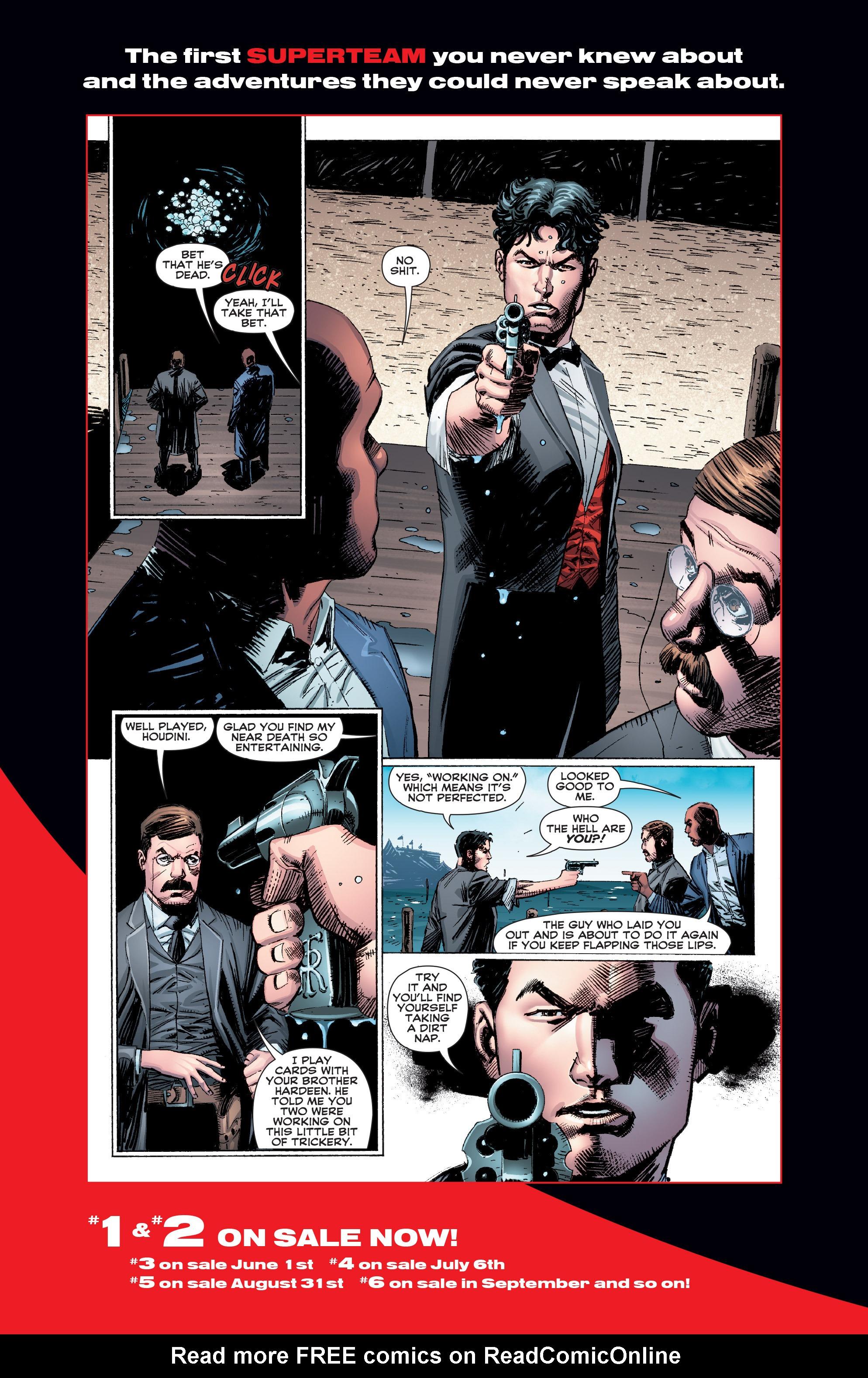 Read online Aftershock Genesis comic -  Issue #1 - 38