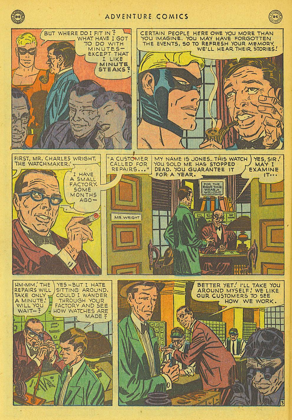 Read online Adventure Comics (1938) comic -  Issue #131 - 35