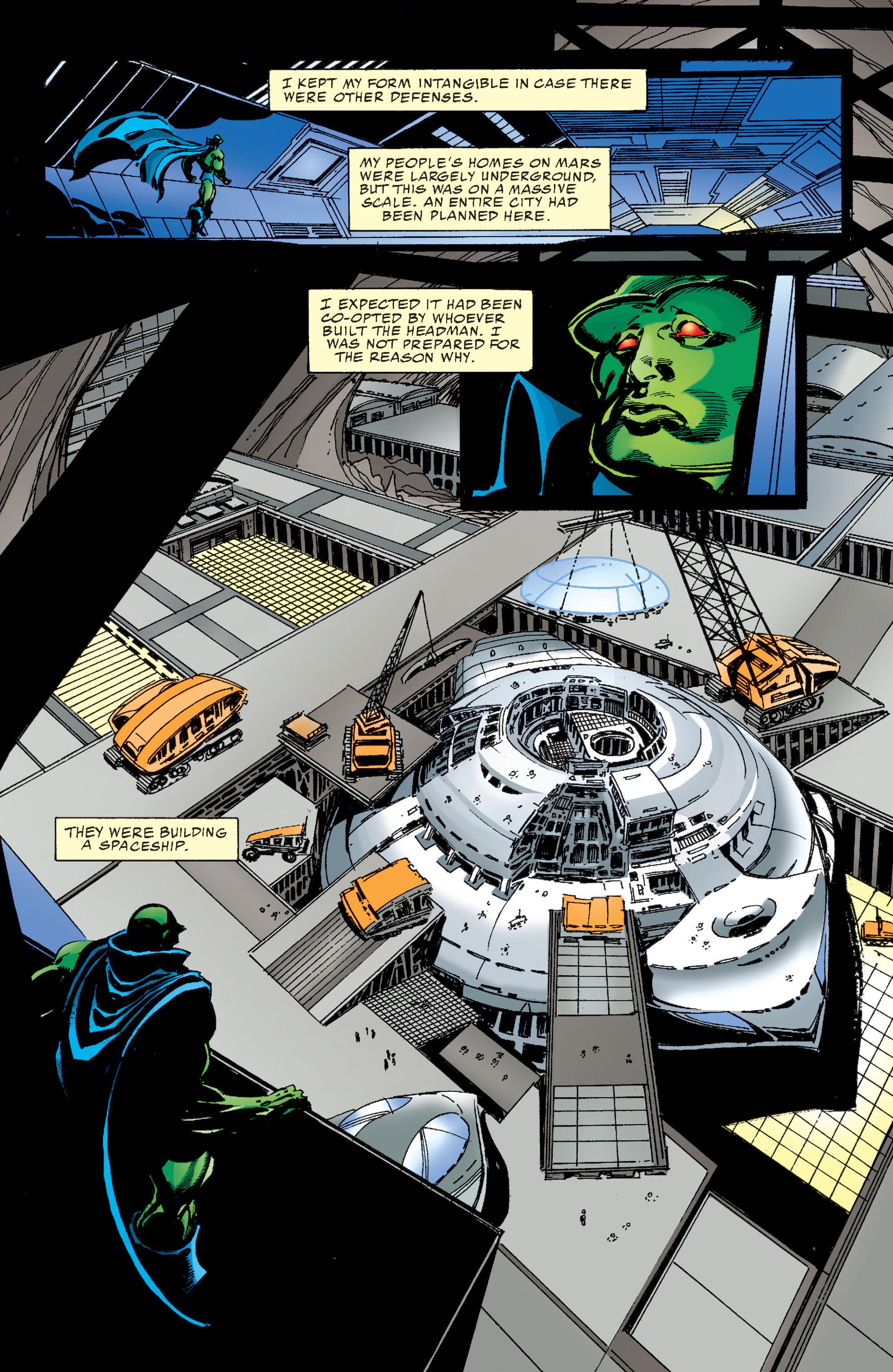 Read online Martian Manhunter: Son of Mars comic -  Issue # TPB - 45